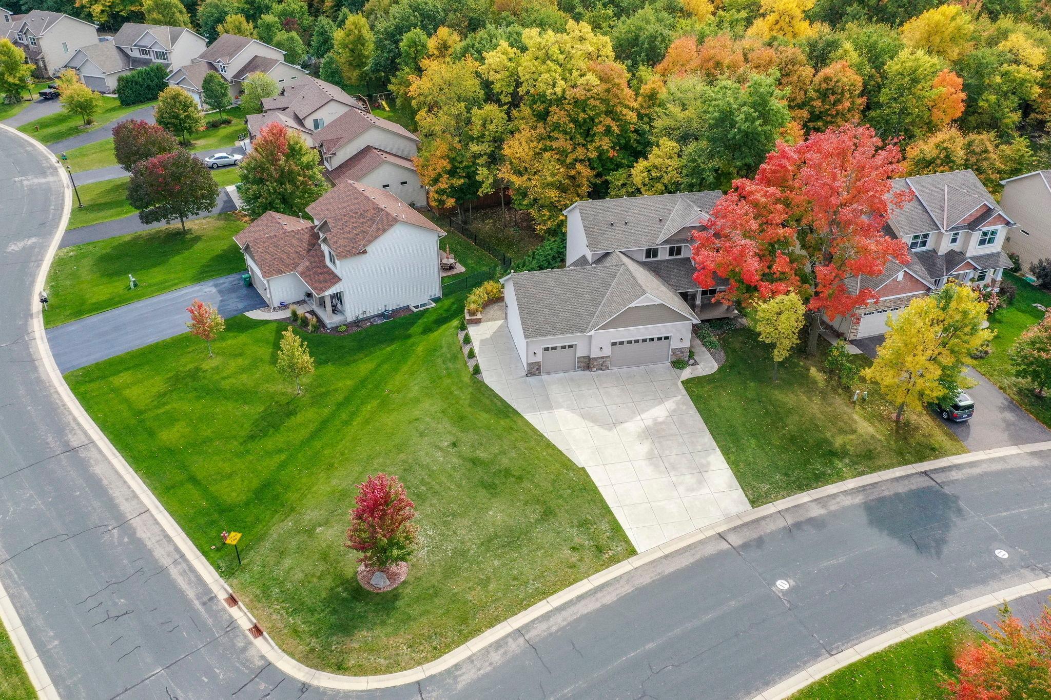 731 Kayla Lane Property Photo - Hanover, MN real estate listing