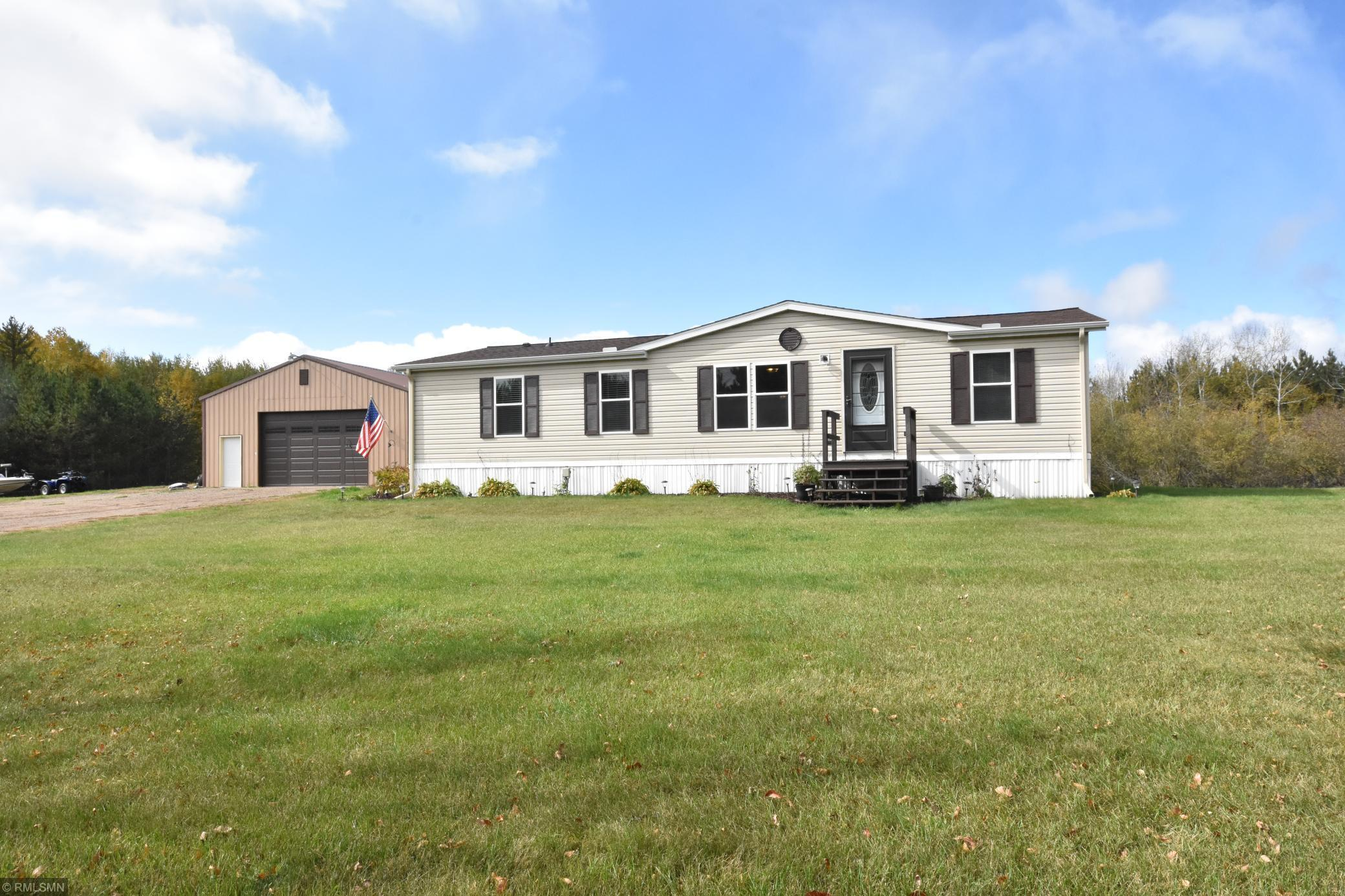 1493 42nd Avenue SW Property Photo - Backus, MN real estate listing