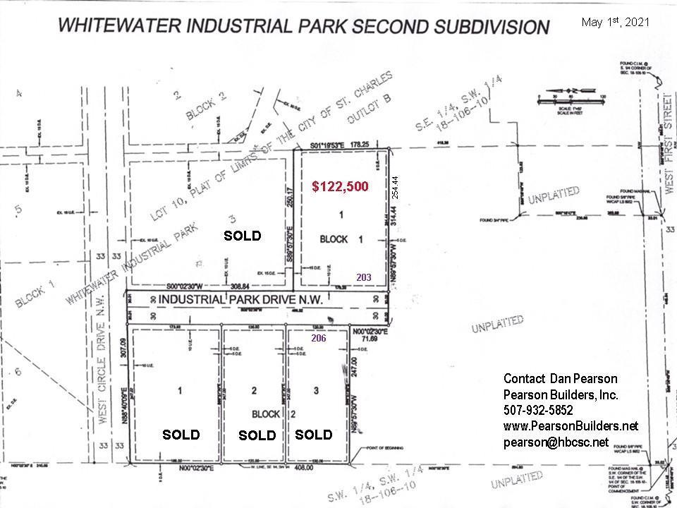 203 Industrial Park Drive Property Photo