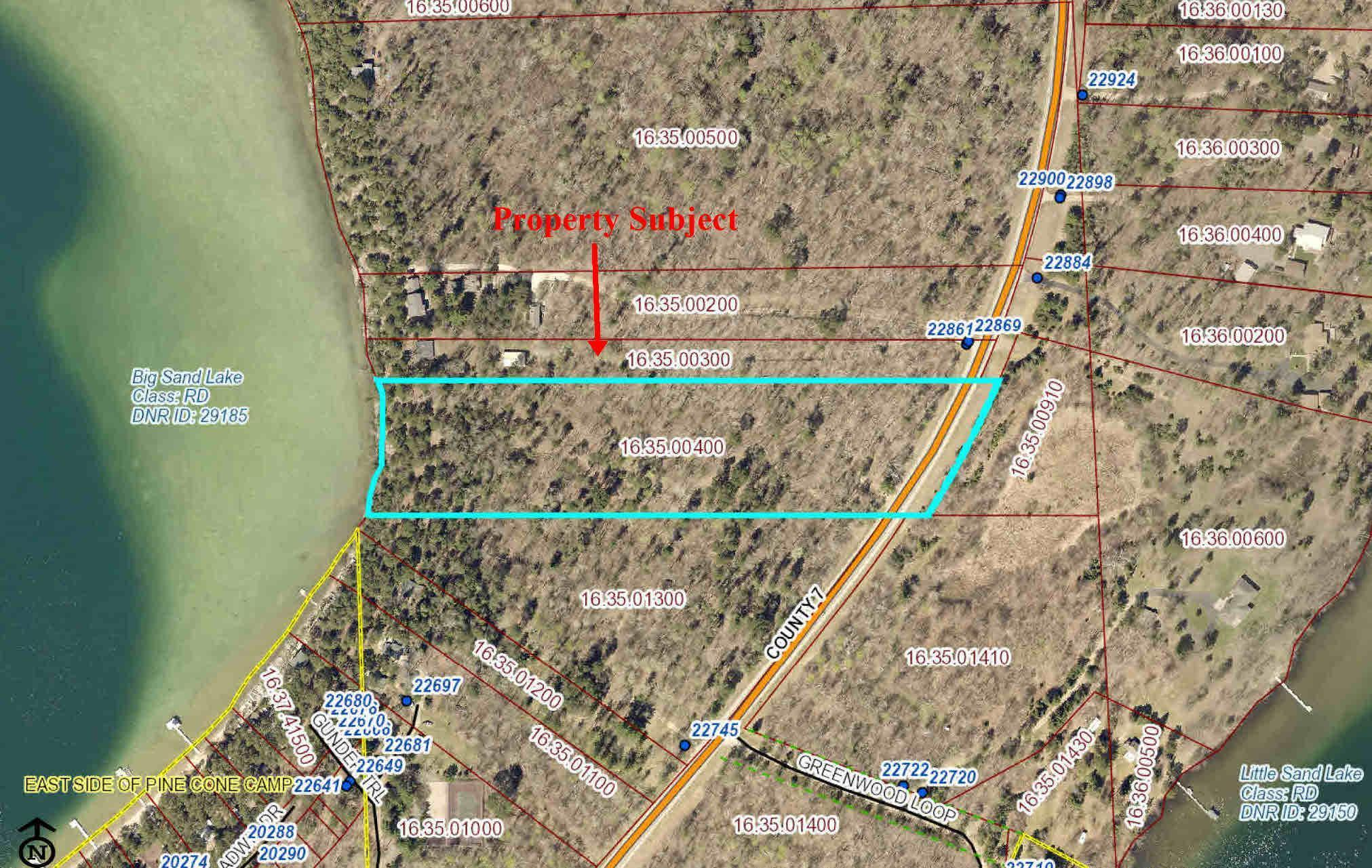 TBD County 7 Property Photo - Park Rapids, MN real estate listing