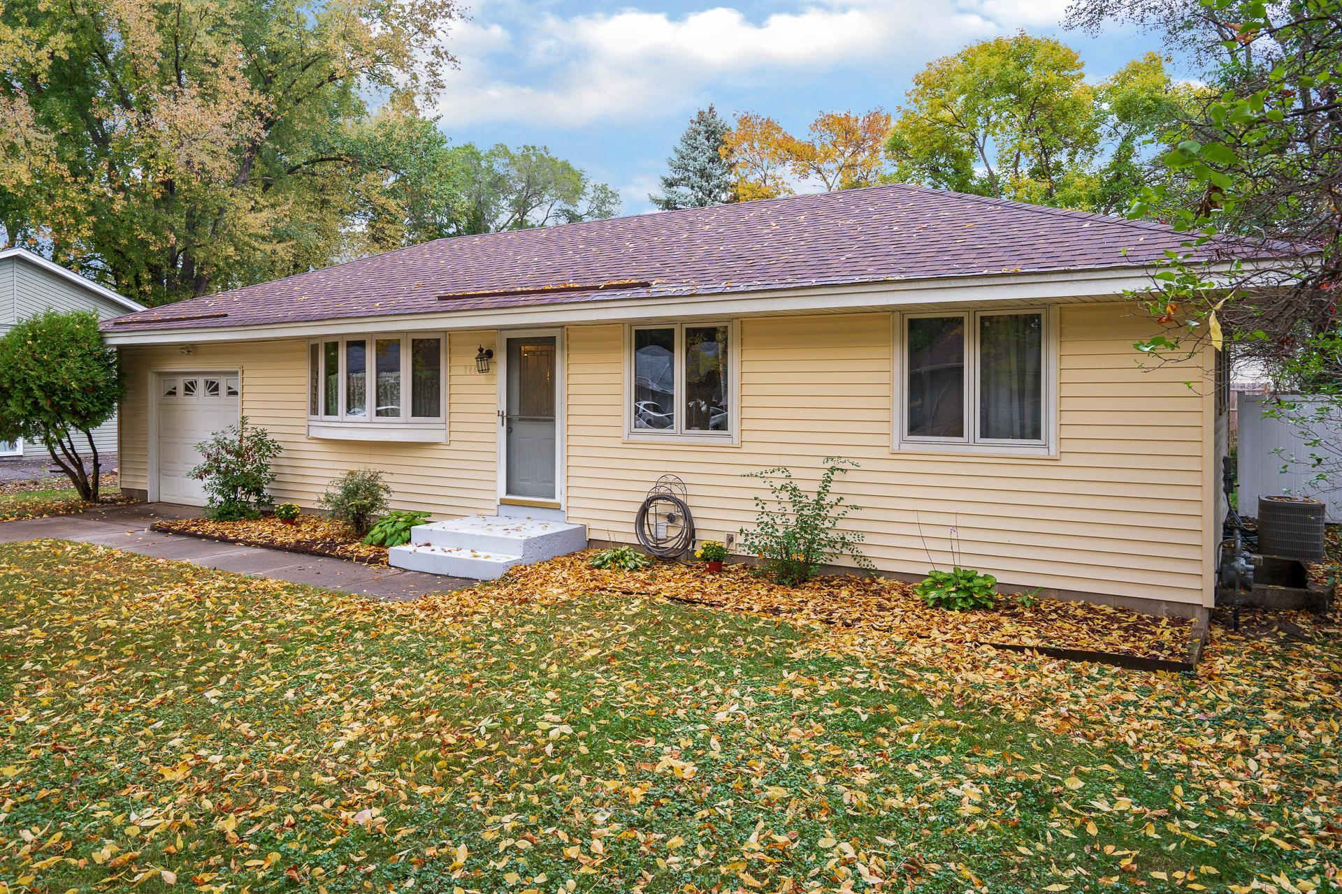 246 Stardust Boulevard Property Photo - Circle Pines, MN real estate listing