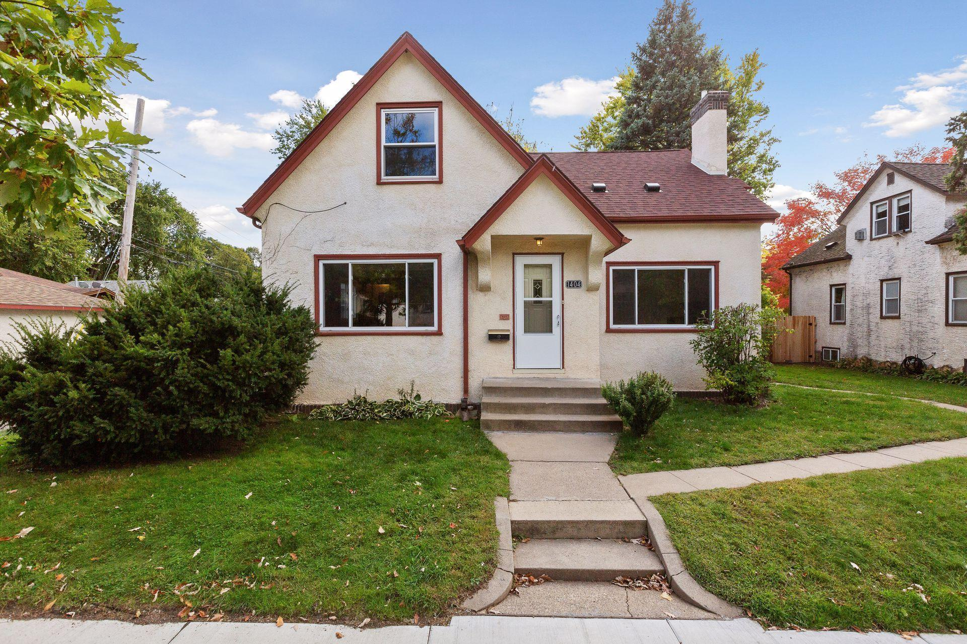 1404 26th Avenue NE Property Photo - Minneapolis, MN real estate listing