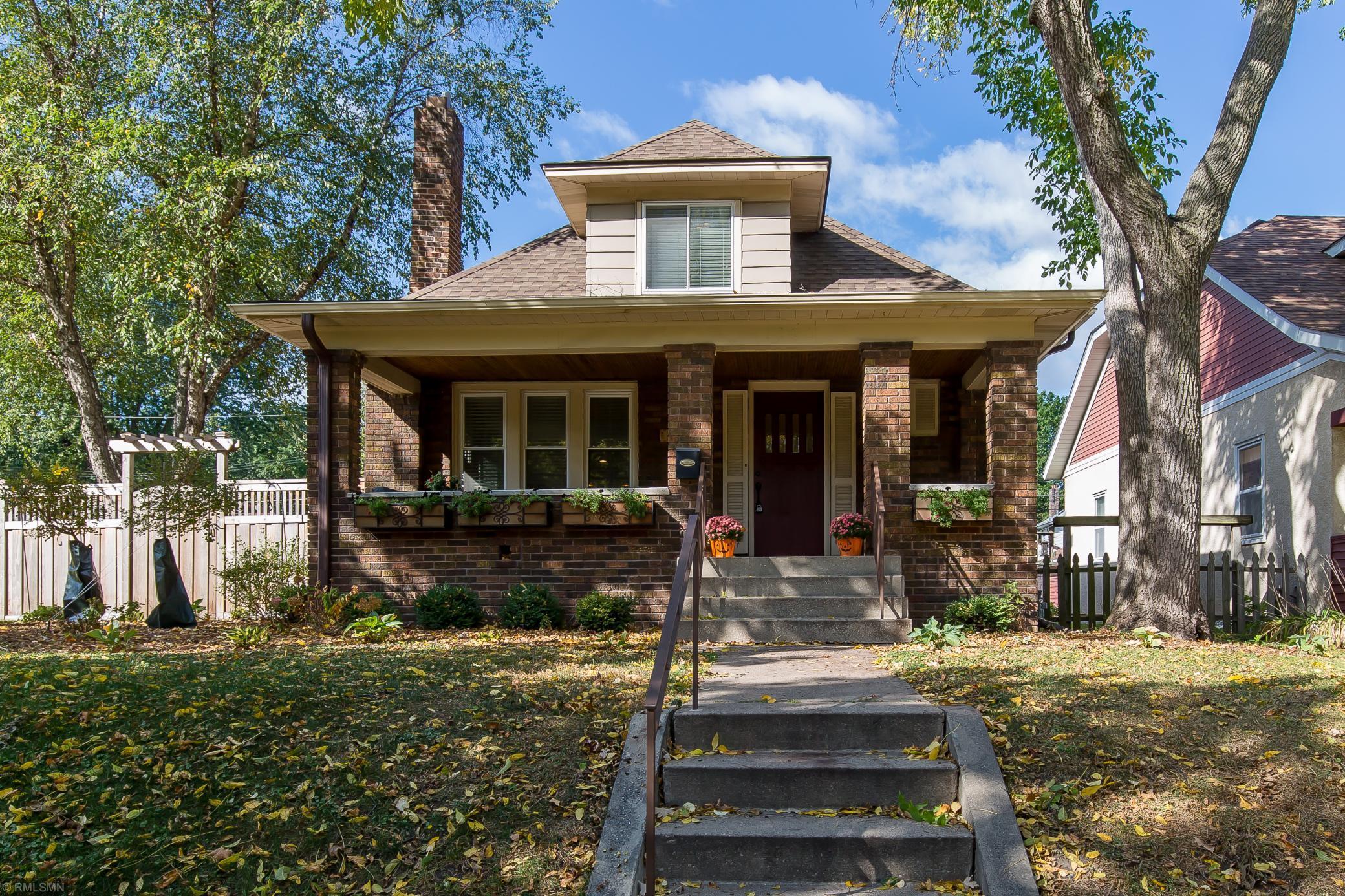1391 Hamline Avenue N Property Photo - Saint Paul, MN real estate listing