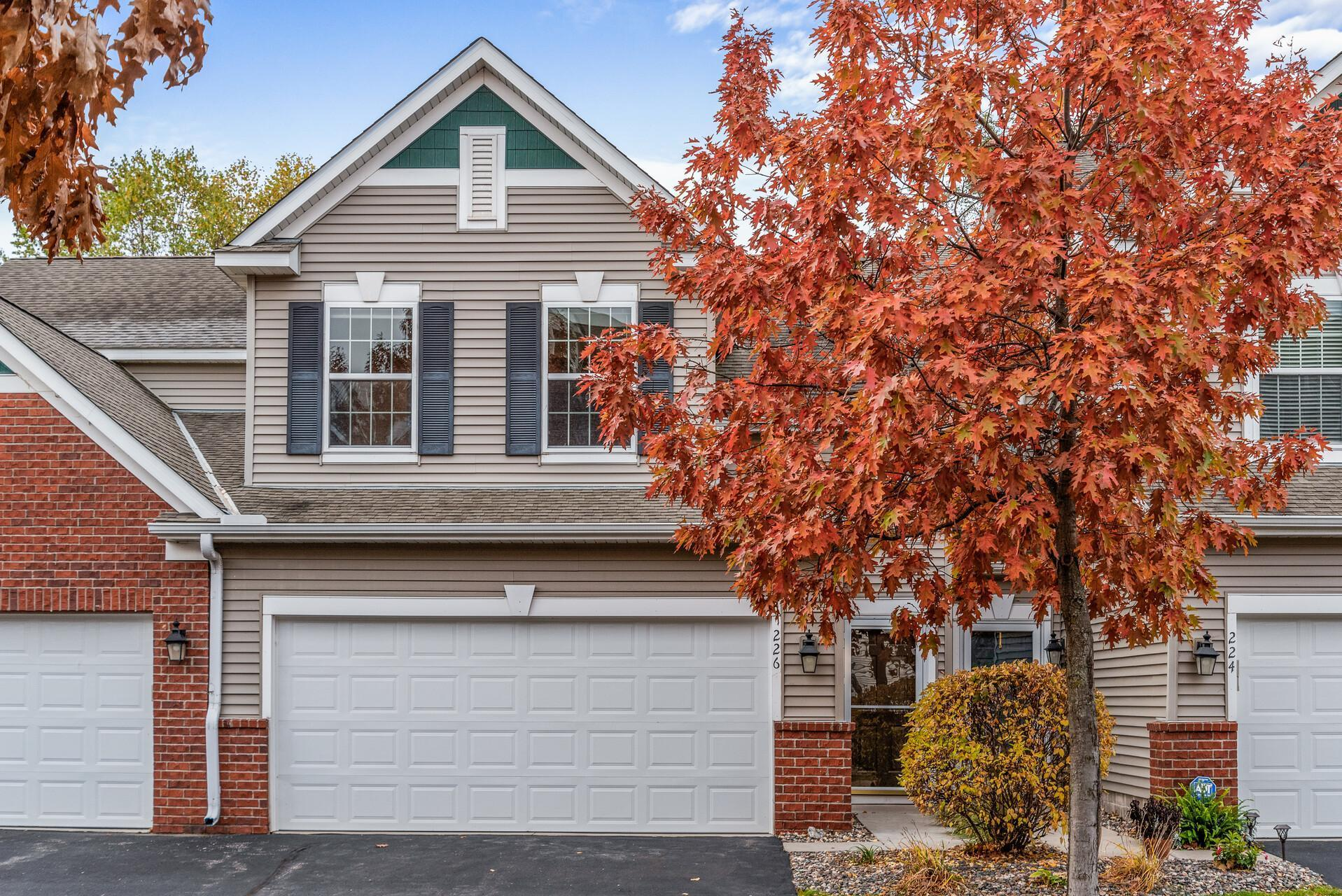 226 Heritage Lane Property Photo - Circle Pines, MN real estate listing