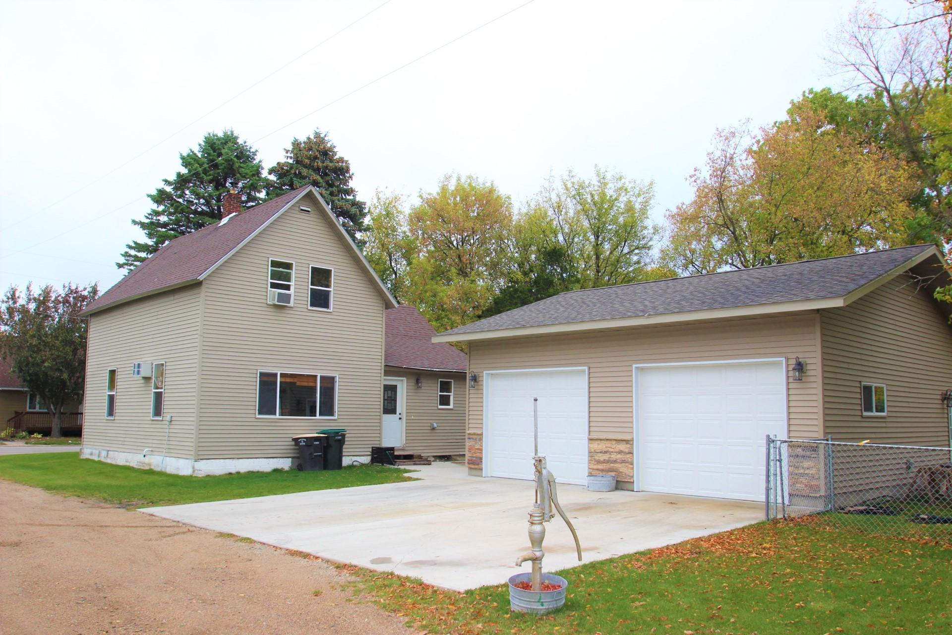 609 1st Avenue Property Photo - Elrosa, MN real estate listing