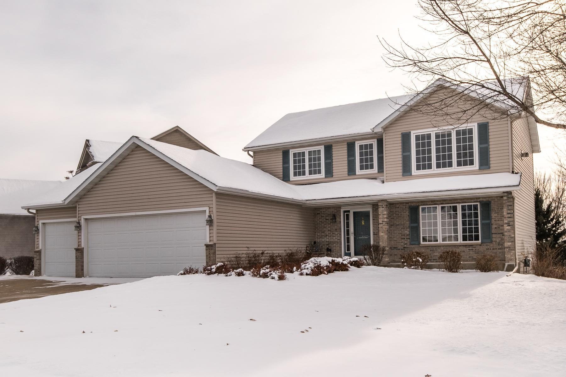 2842 Boulder Ridge Drive NW Property Photo - Rochester, MN real estate listing