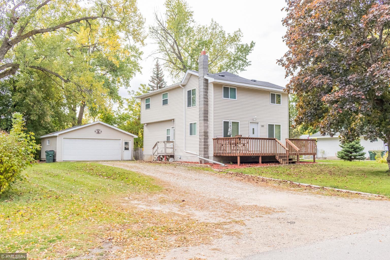 101 Axel Avenue E Property Photo - Grove City, MN real estate listing