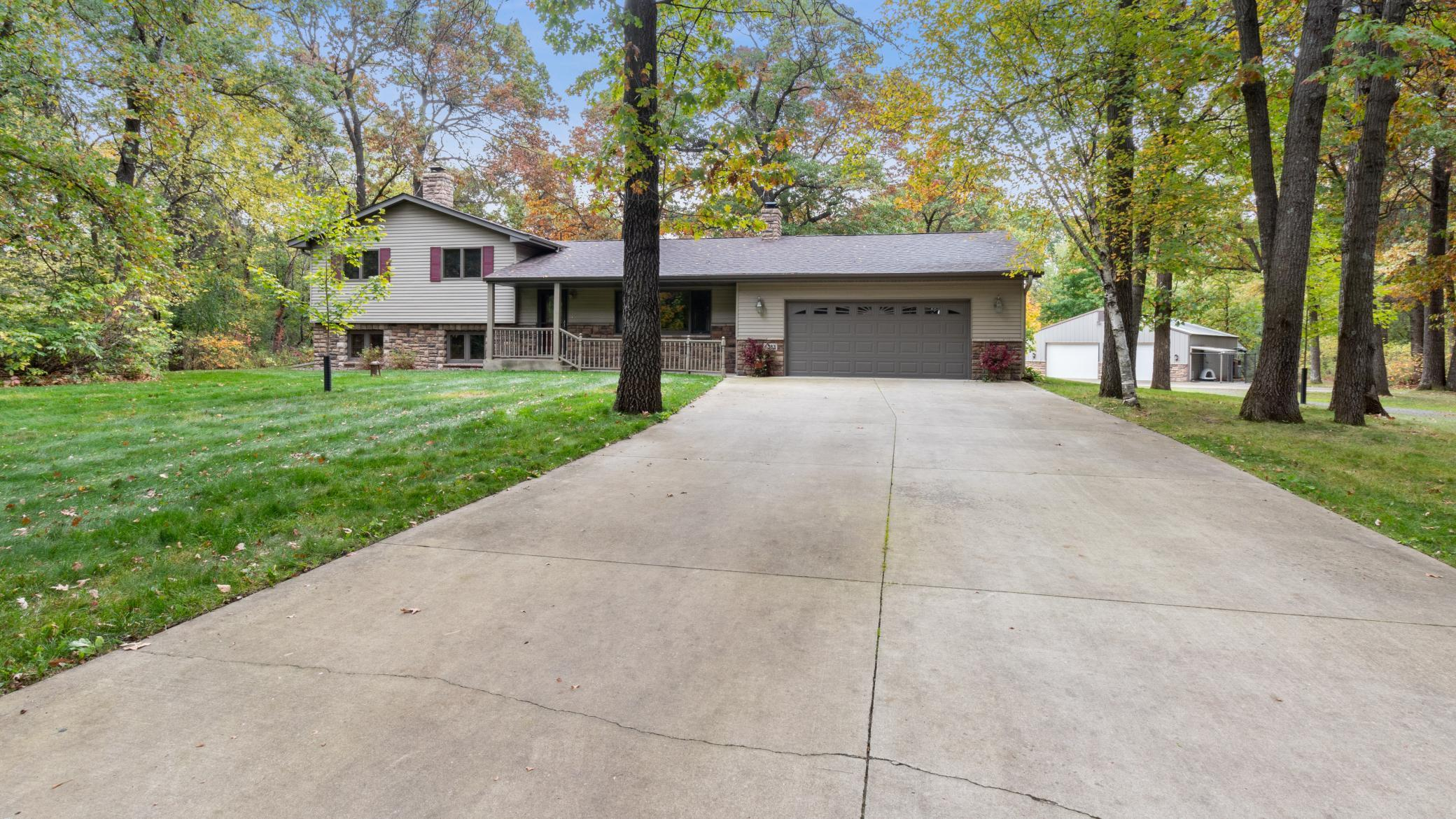 8383 Oakwood Drive Property Photo - Becker, MN real estate listing