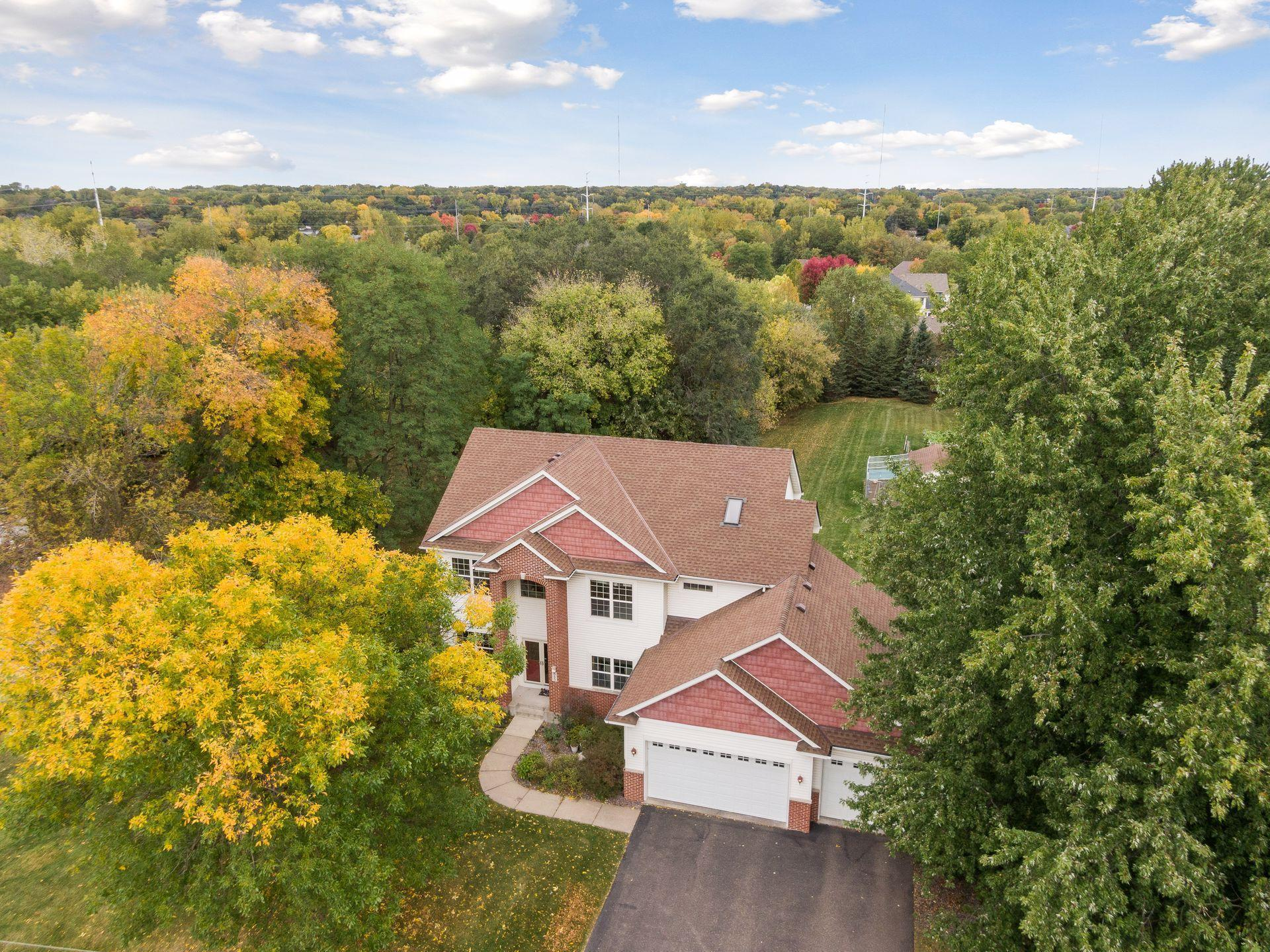 545 Iona Lane Property Photo - Roseville, MN real estate listing