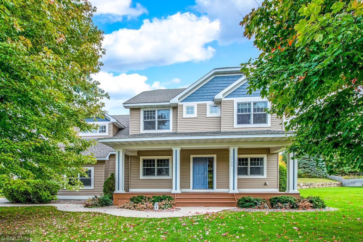 5749 Morgan Trail Property Photo - White Bear Twp, MN real estate listing