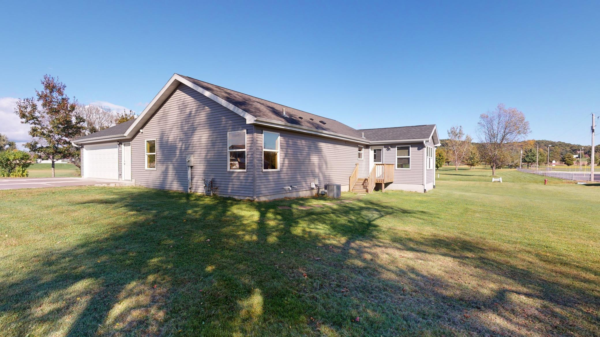 22760 Summit Street Property Photo - Ettrick, WI real estate listing