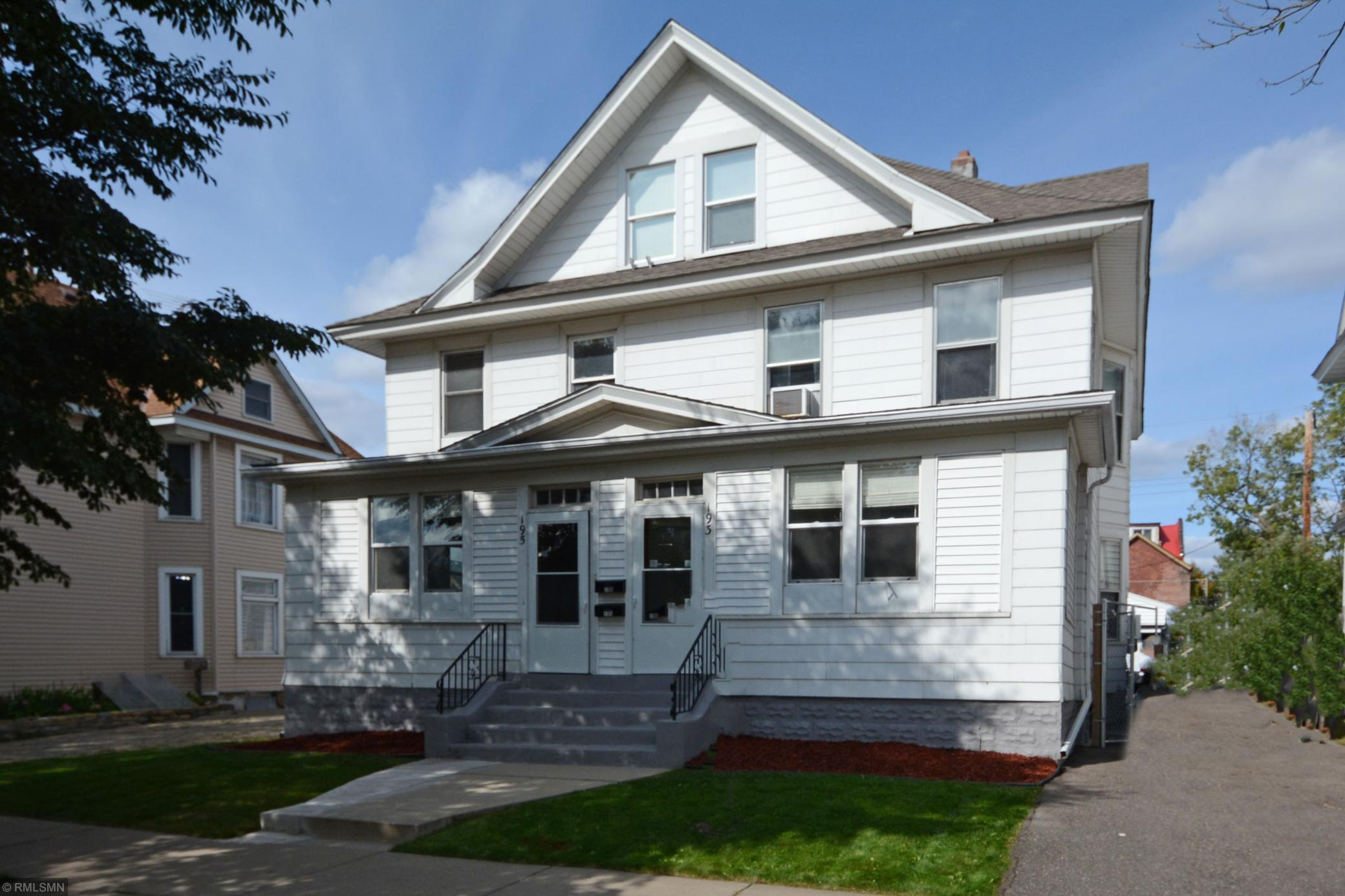193 Sherburne Avenue Property Photo - Saint Paul, MN real estate listing