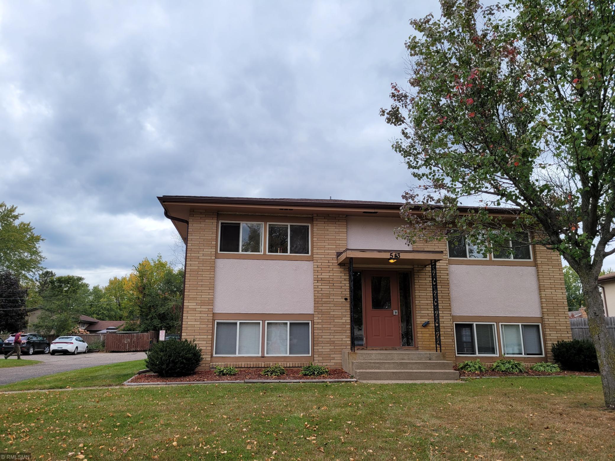 543 78th Avenue NE Property Photo - Spring Lake Park, MN real estate listing