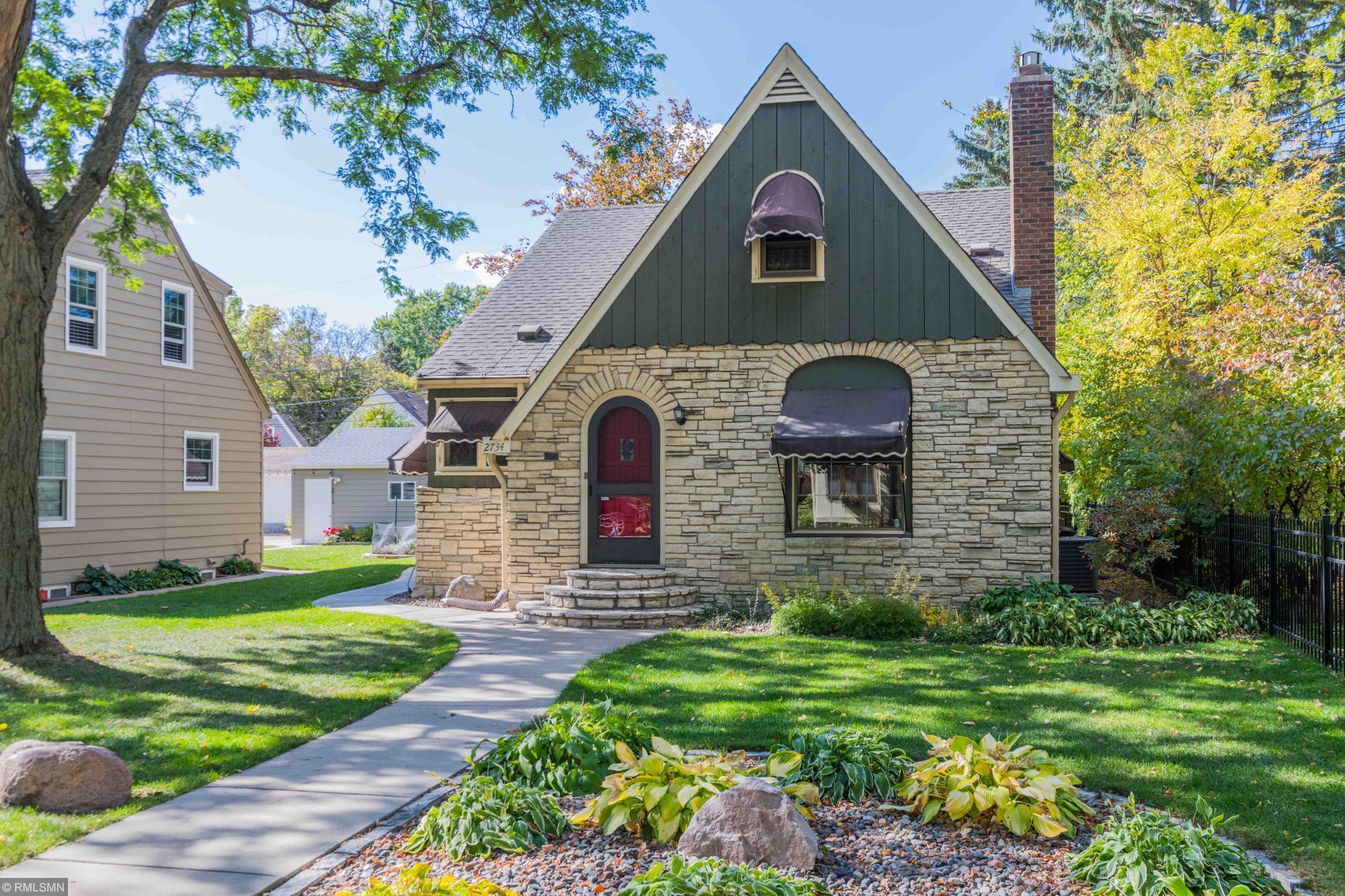 2734 Mckinley Street NE Property Photo - Minneapolis, MN real estate listing
