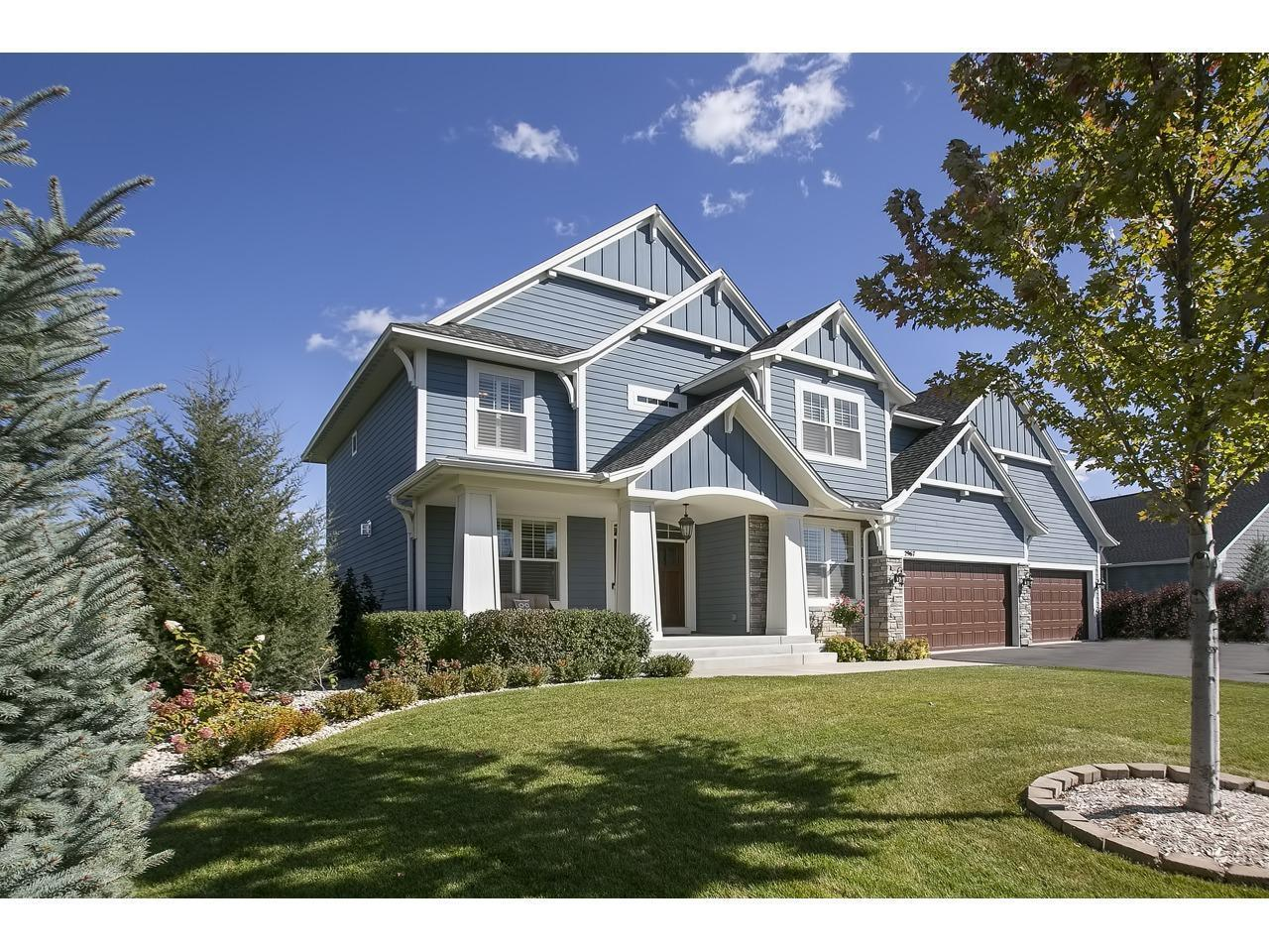2967 Fairway Drive Property Photo - Chaska, MN real estate listing