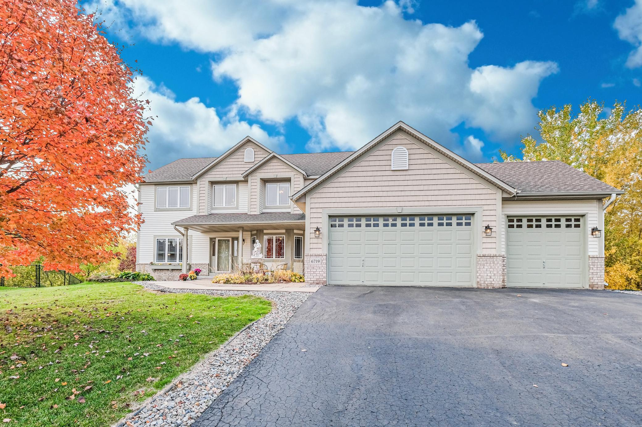 6719 Wildrye Circle S Property Photo - Cottage Grove, MN real estate listing