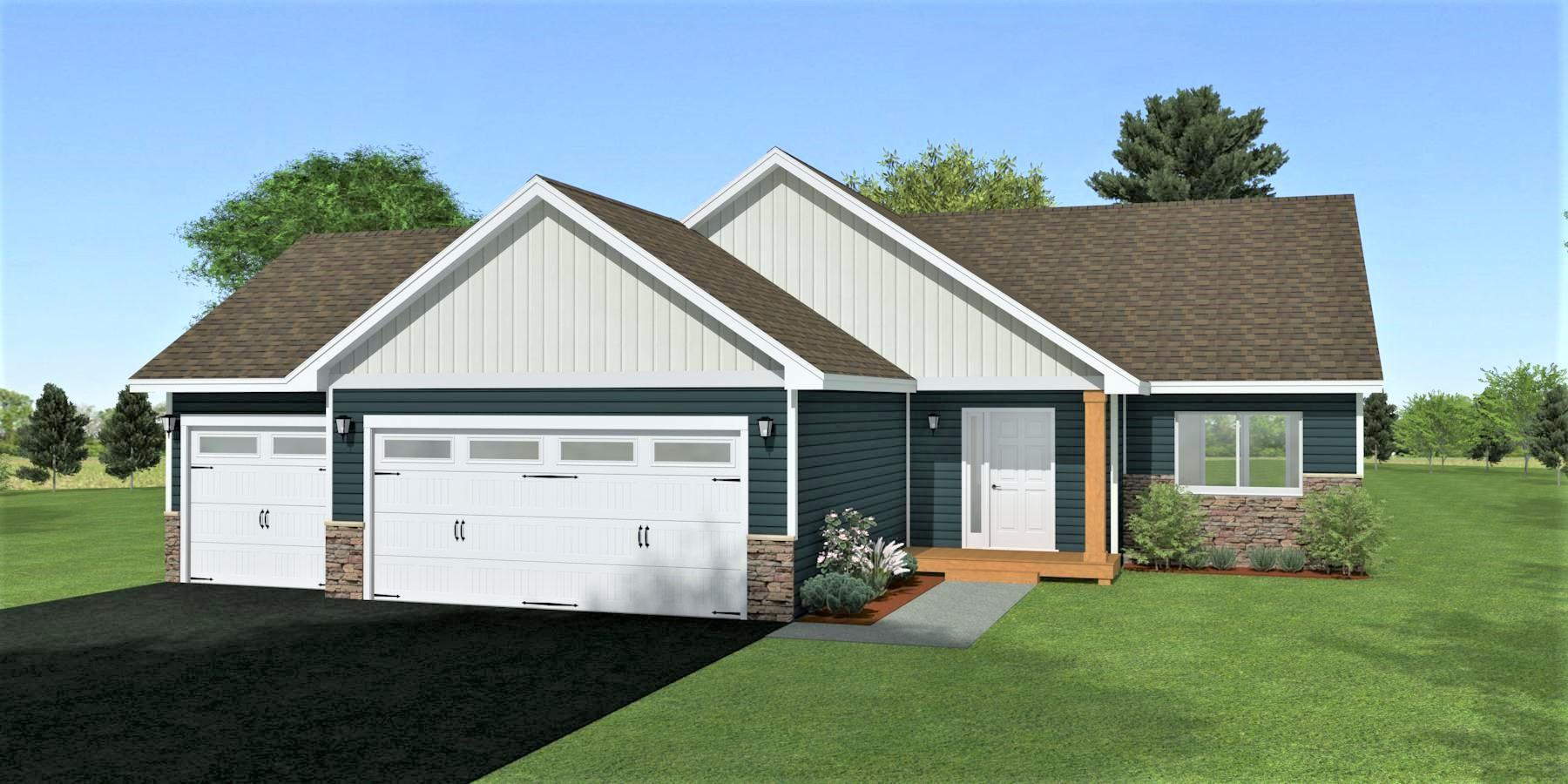 1309 Mulberry Avenue NE Property Photo - Montgomery, MN real estate listing