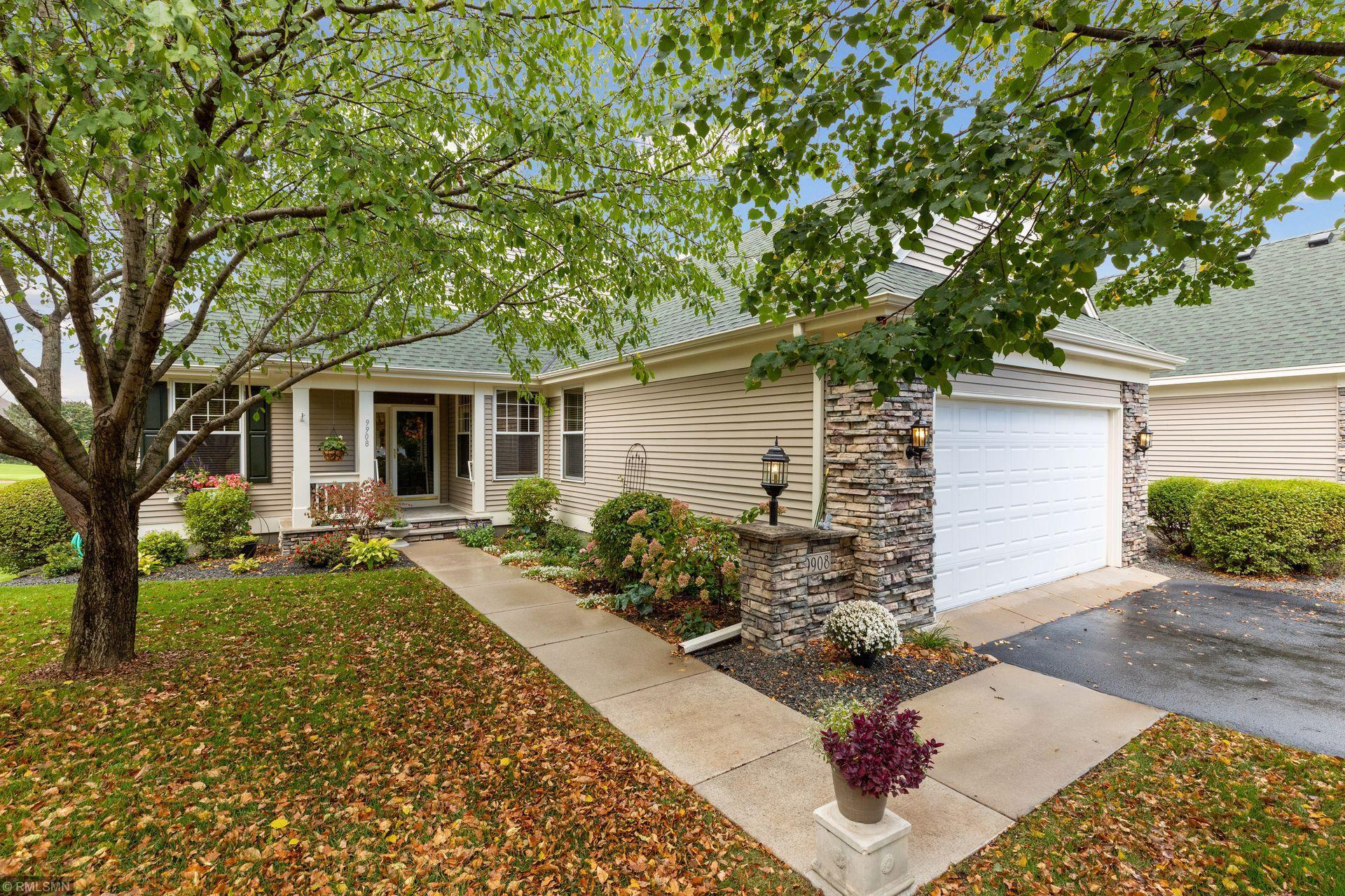9908 Wellington Terrace Property Photo - Woodbury, MN real estate listing