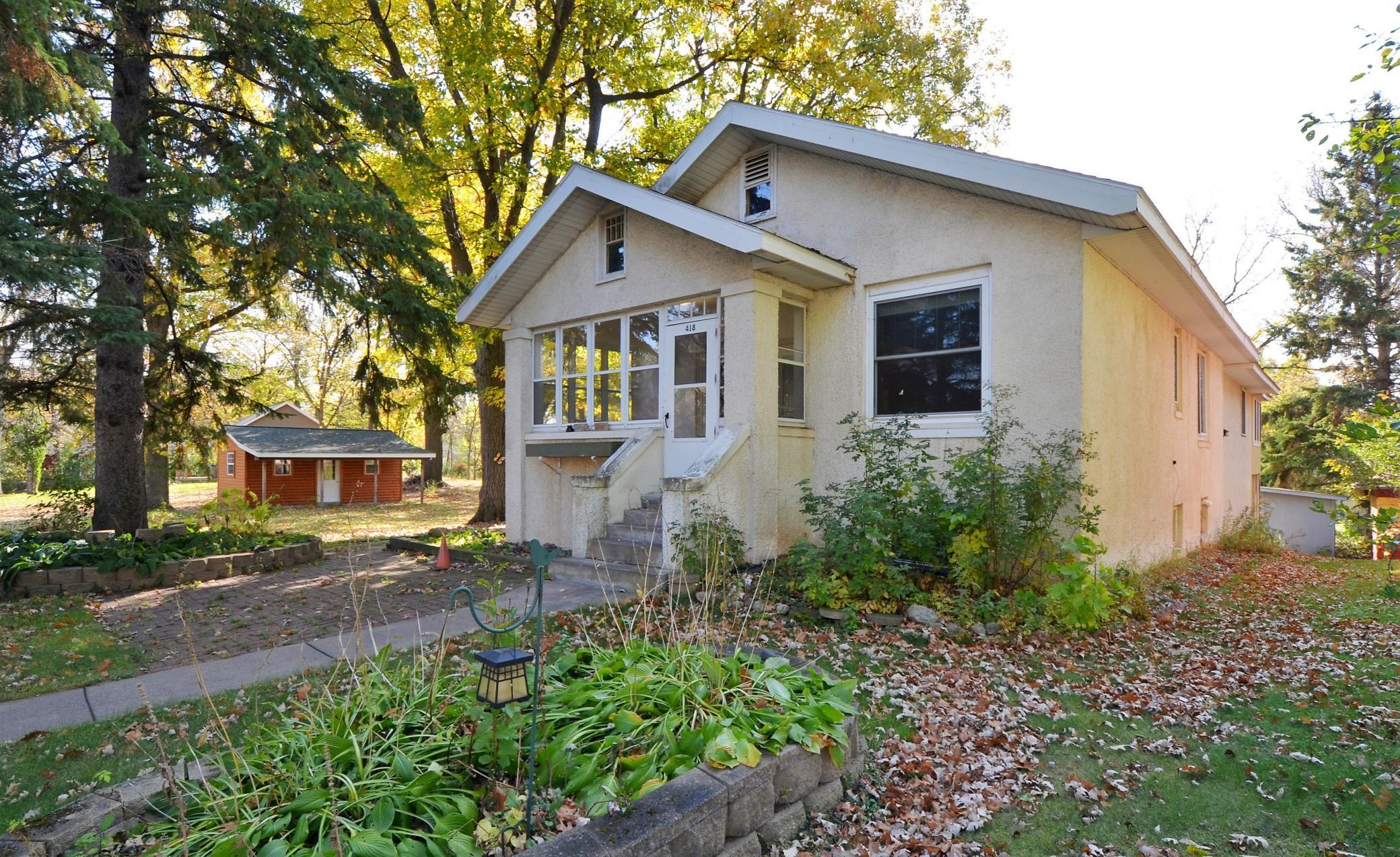 418 1st Street SW Property Photo - Crosby, MN real estate listing