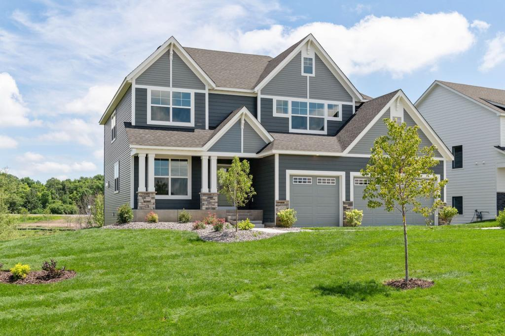 2372 Keystone Avenue NE Property Photo - Saint Michael, MN real estate listing