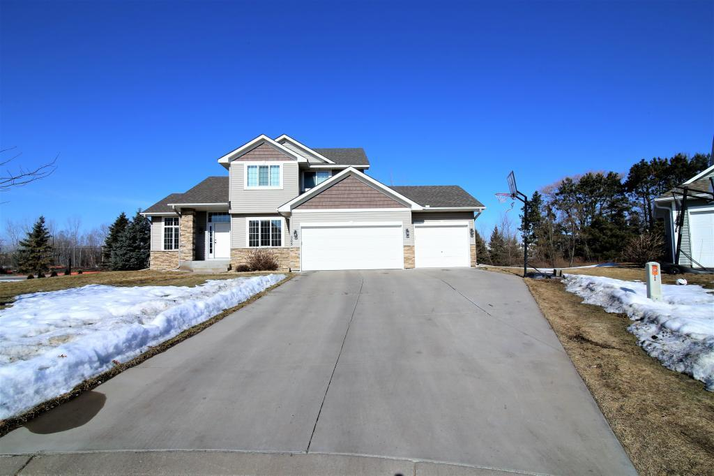 505 Marshan Court Property Photo - Lino Lakes, MN real estate listing