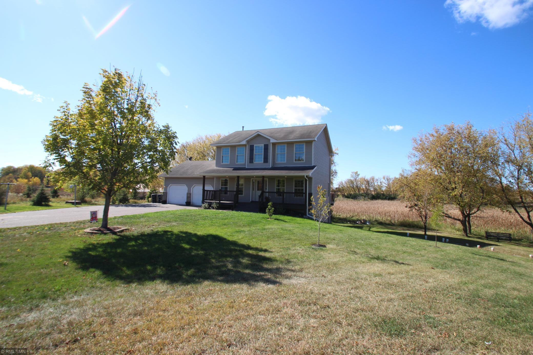 1490 Donaghue Drive Property Photo - Clearwater, MN real estate listing