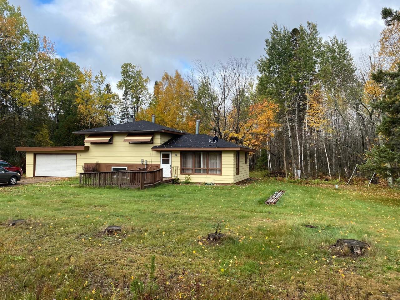 7545 Levander Road Property Photo - Embarrass, MN real estate listing