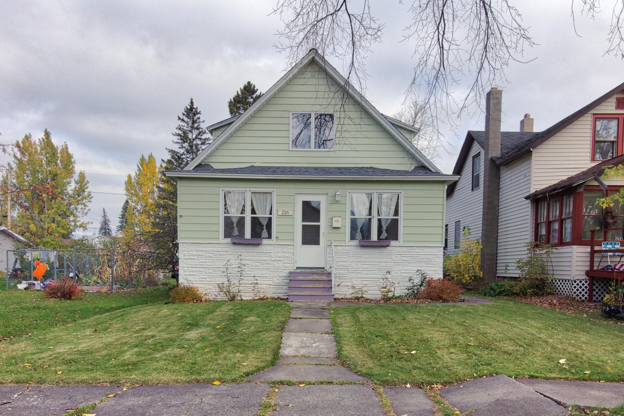 216 W 1st Avenue N Property Photo - Aurora, MN real estate listing