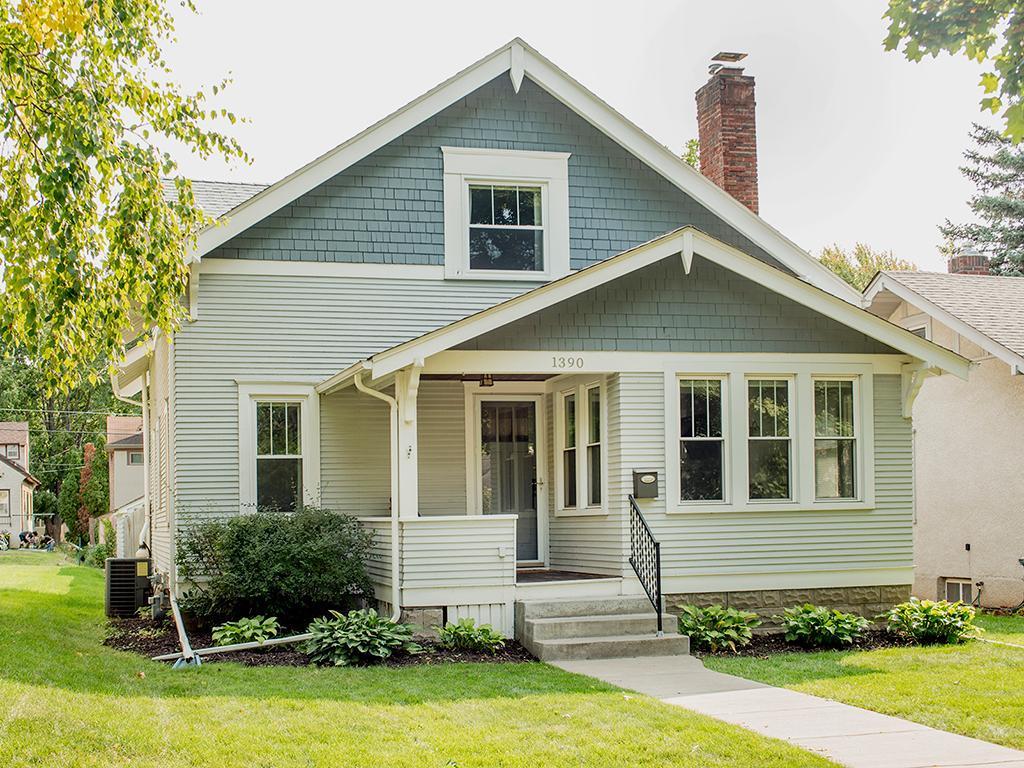 1390 Arona Street Property Photo - Saint Paul, MN real estate listing