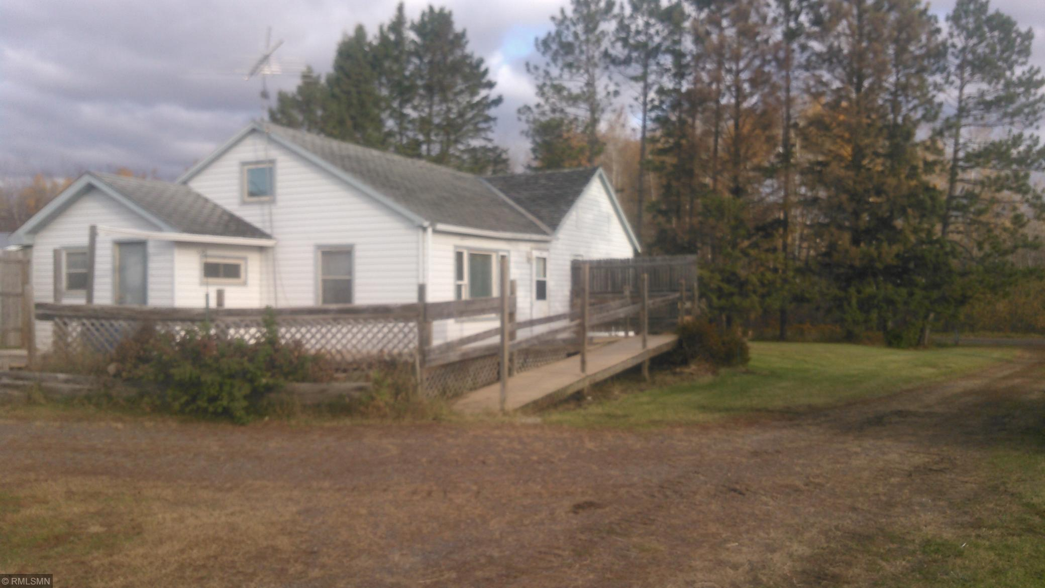 2576 Mallard Road Property Photo - Brook Park, MN real estate listing