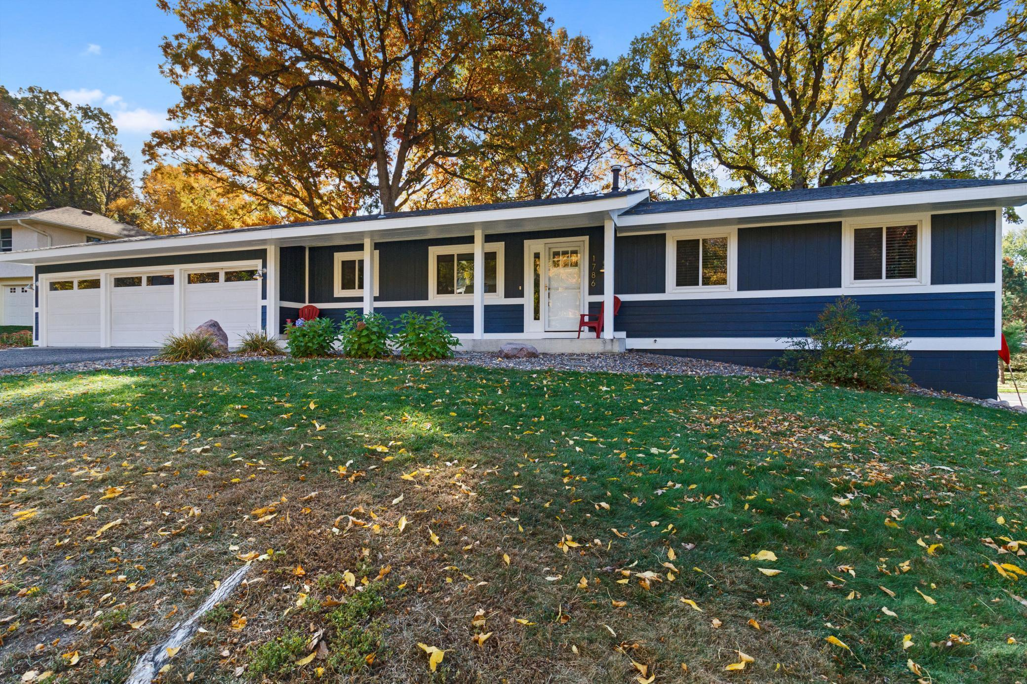 1786 Glenview Avenue Property Photo - Arden Hills, MN real estate listing