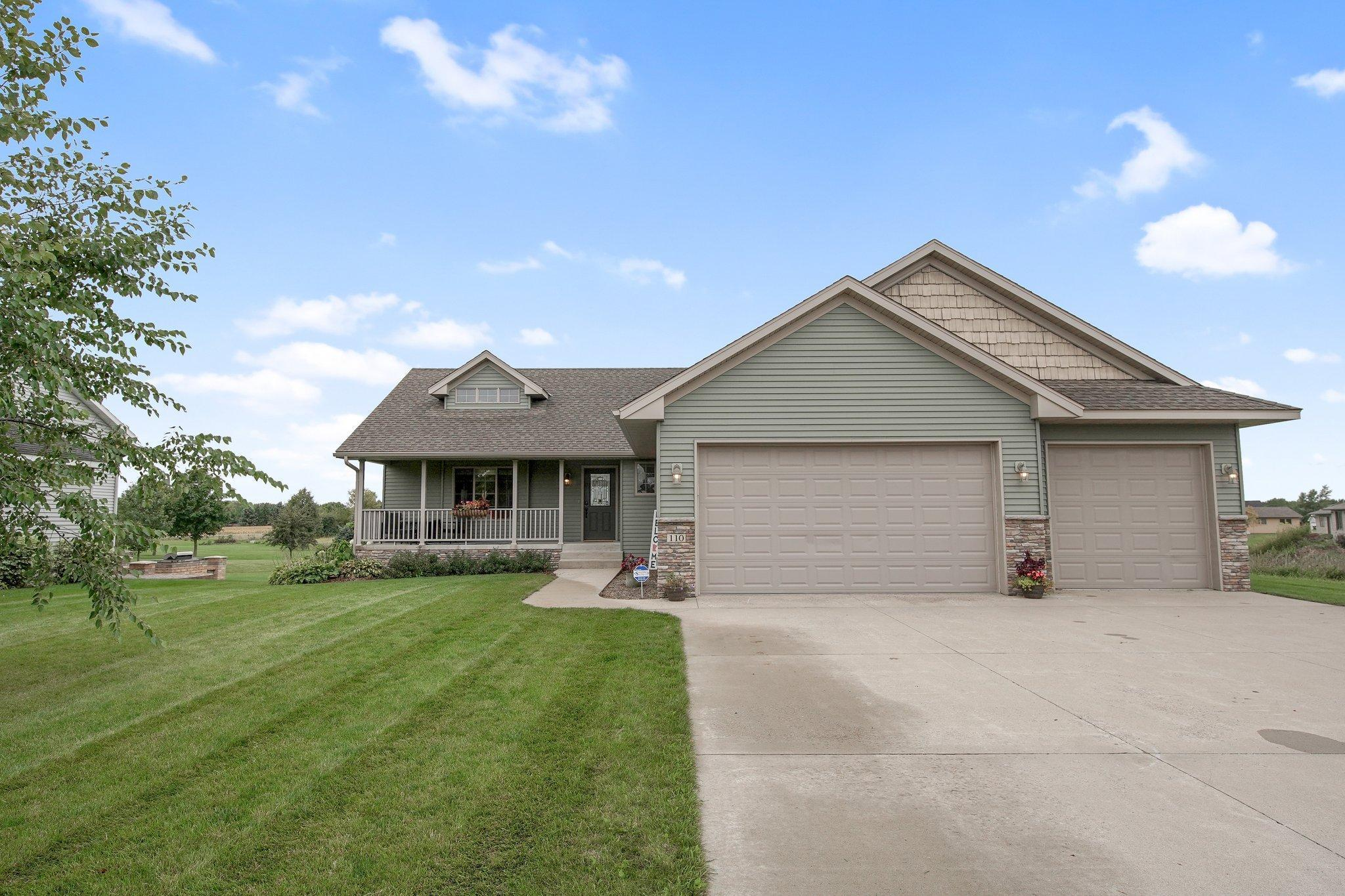 110 Rookery Drive Property Photo - Cold Spring, MN real estate listing