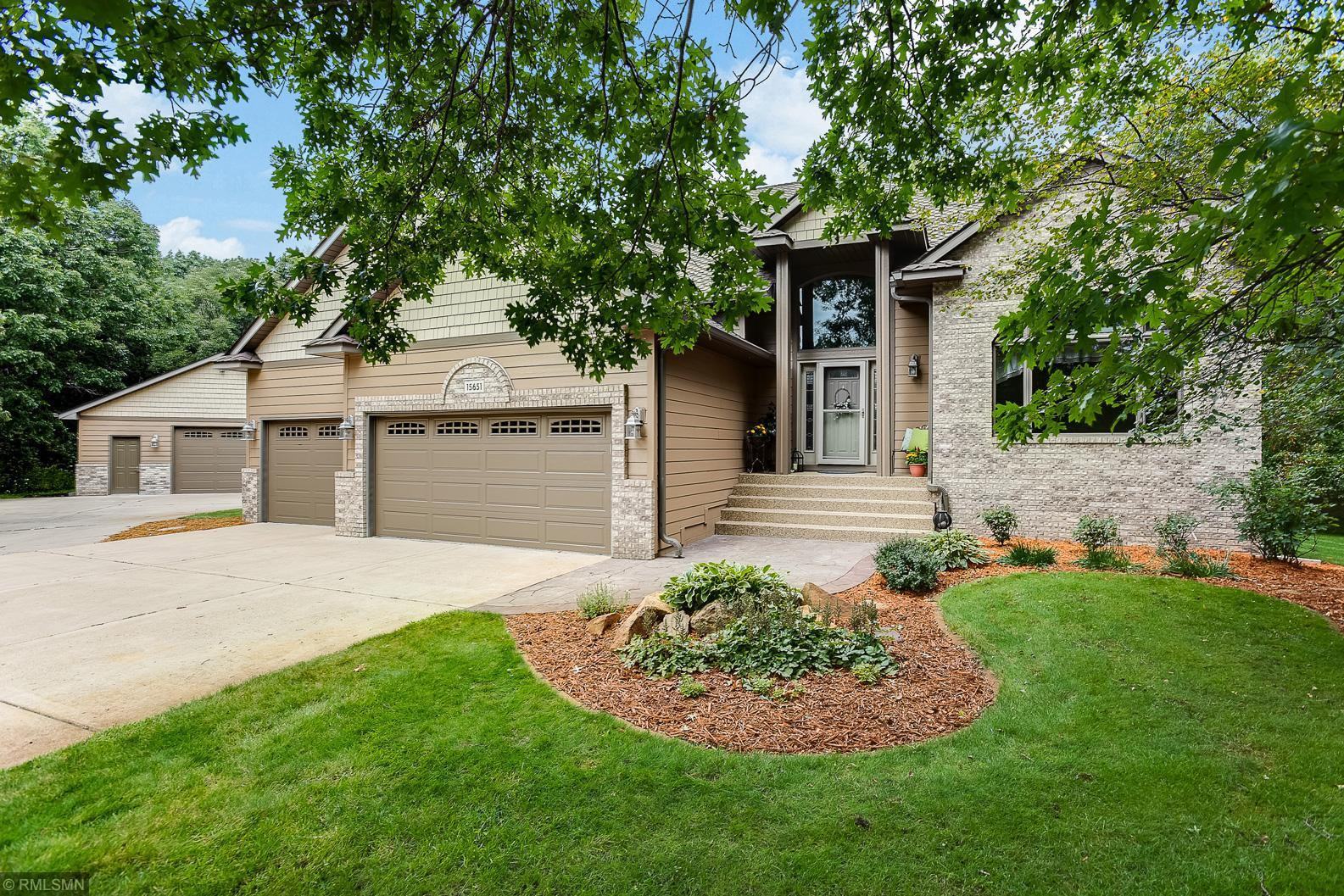 15651 Osage Street NW Property Photo - Andover, MN real estate listing