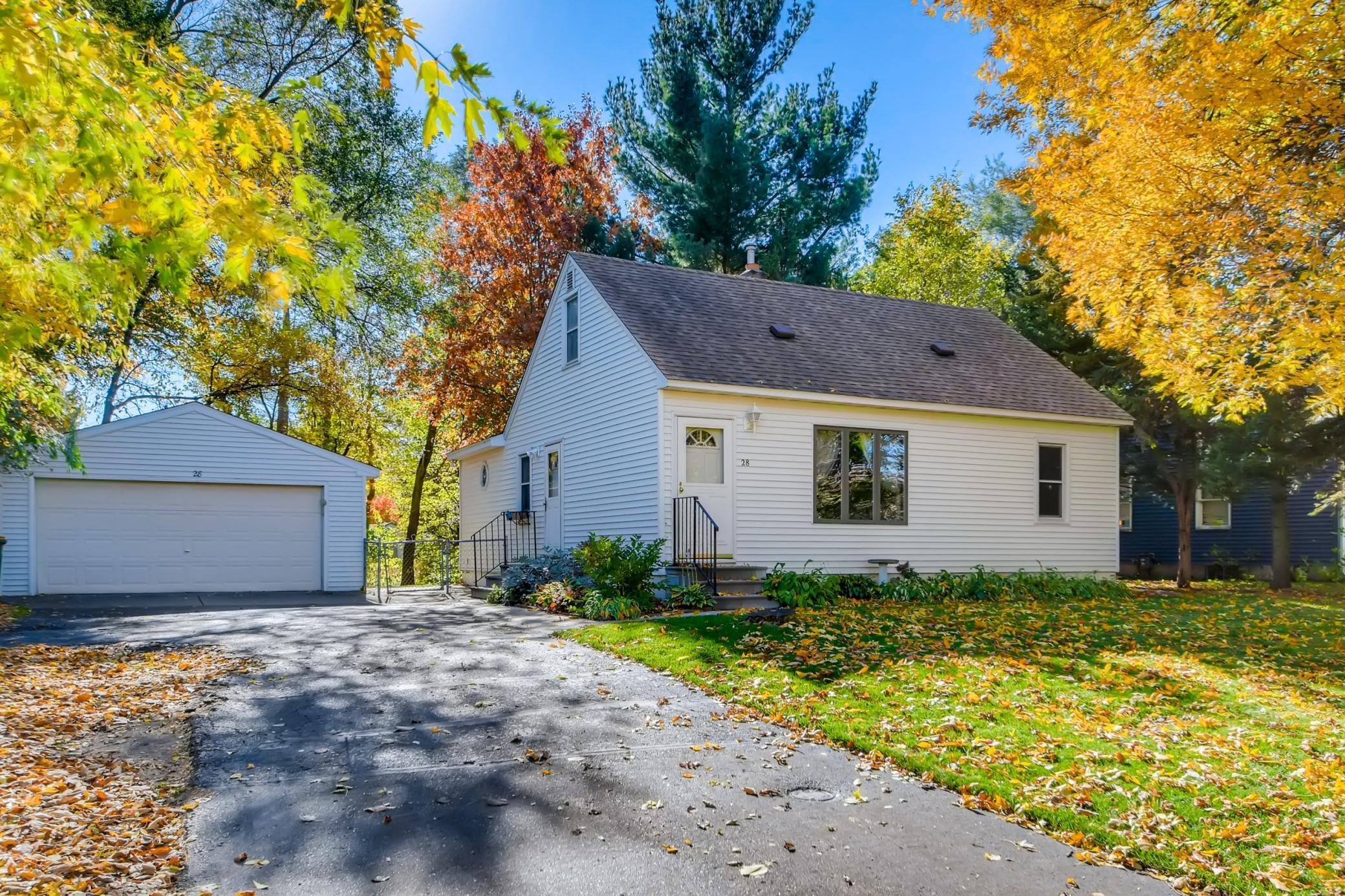 28 North Road Property Photo - Circle Pines, MN real estate listing