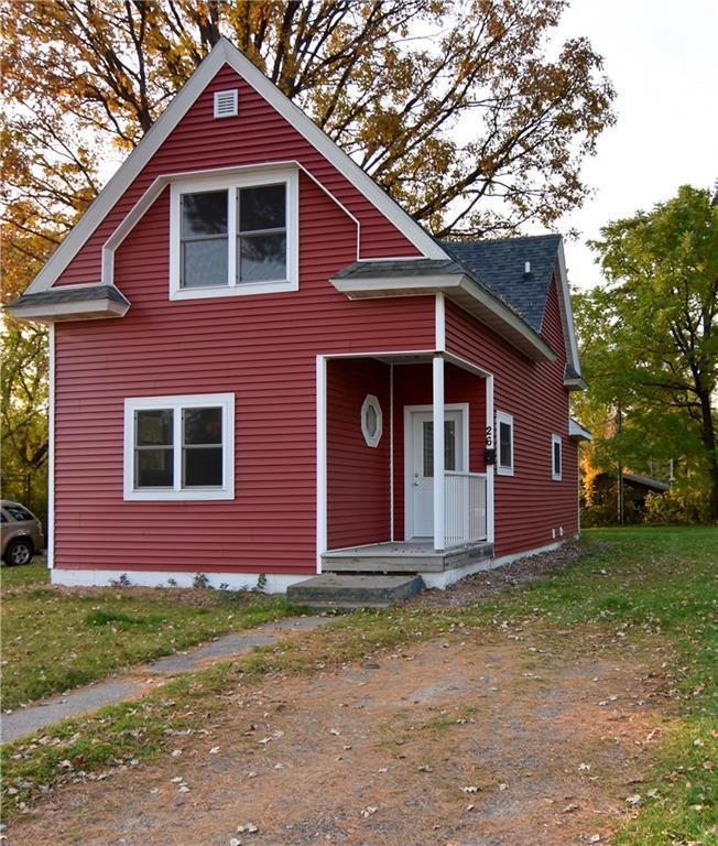 26 W Monroe Avenue Property Photo - Barron, WI real estate listing