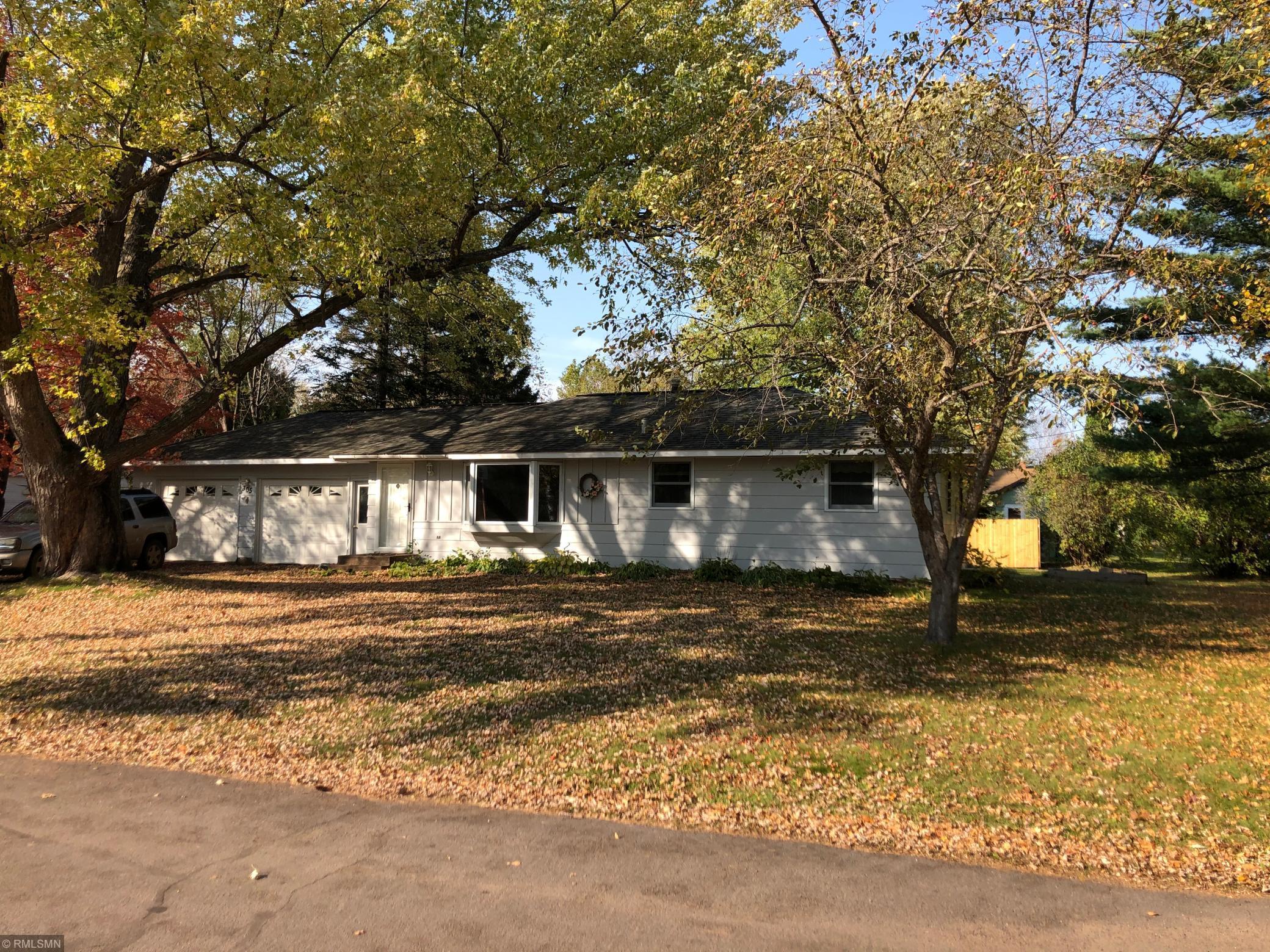 305 3rd Street SE Property Photo - Hinckley, MN real estate listing