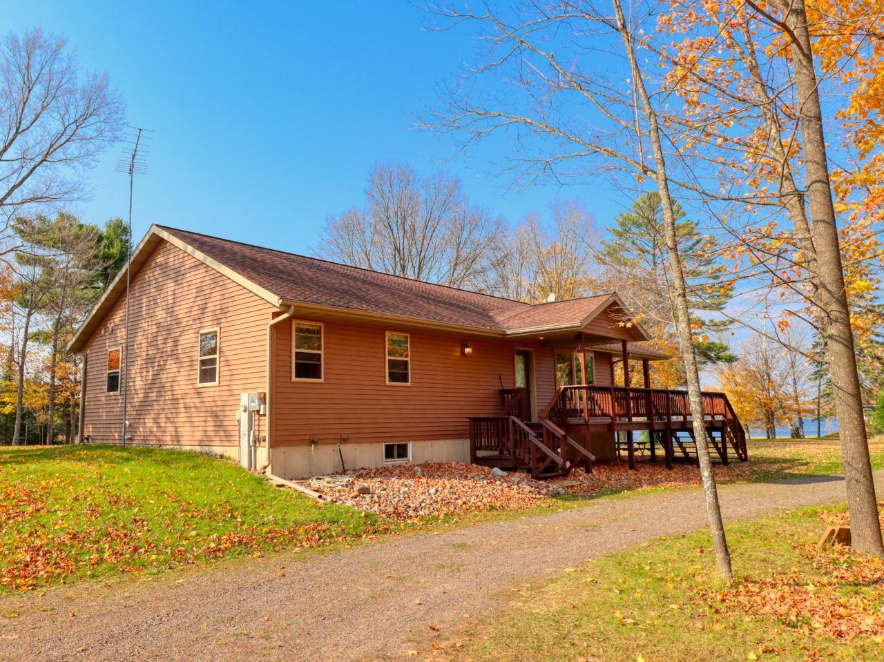 6163W Downey Road Property Photo - Butternut, WI real estate listing