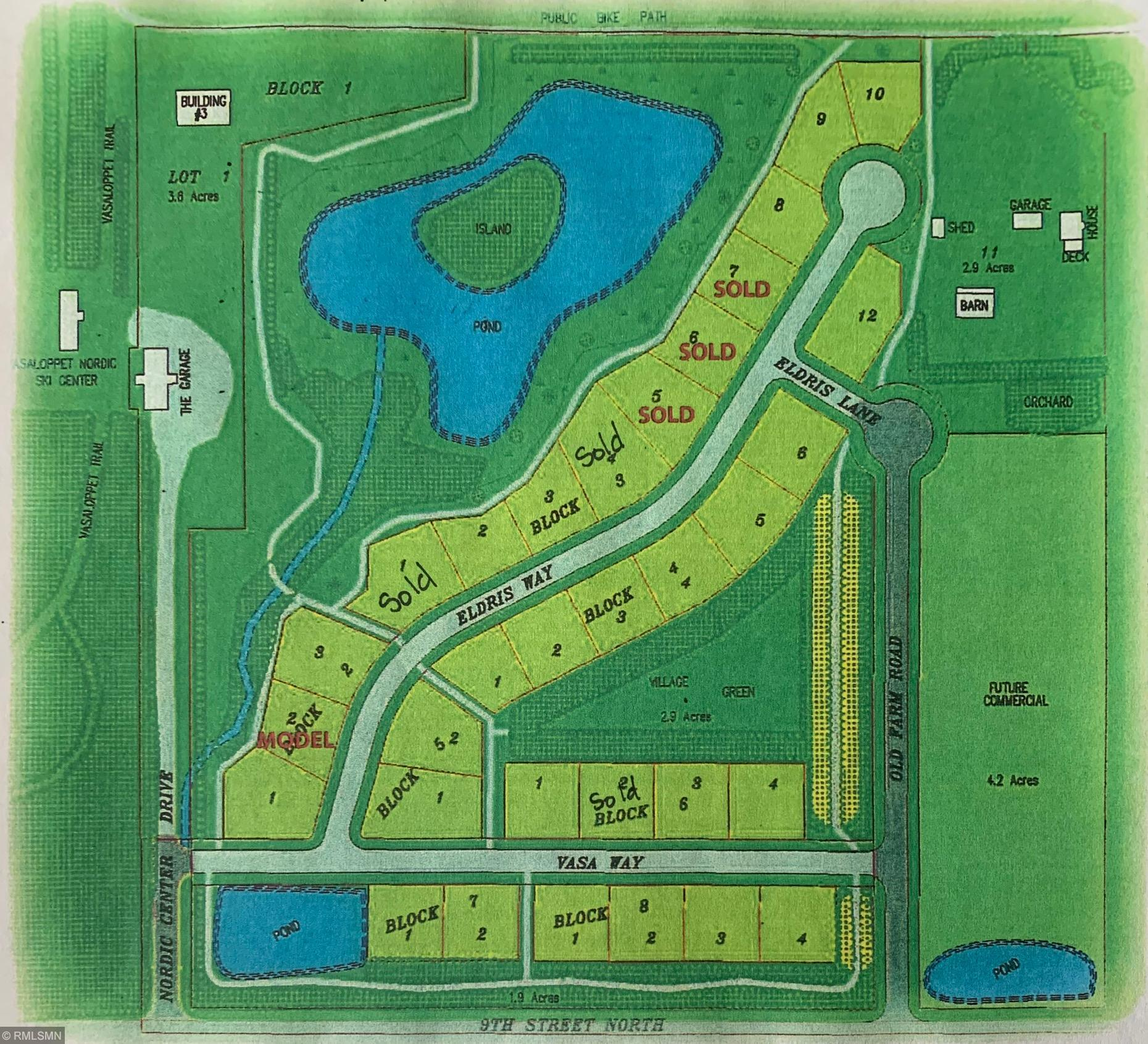 923 Eldris Way Property Photo - Mora, MN real estate listing