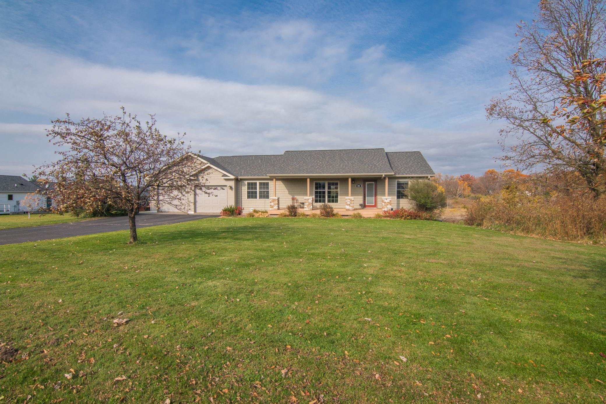 101 Oak Drive Property Photo - Clayton, WI real estate listing