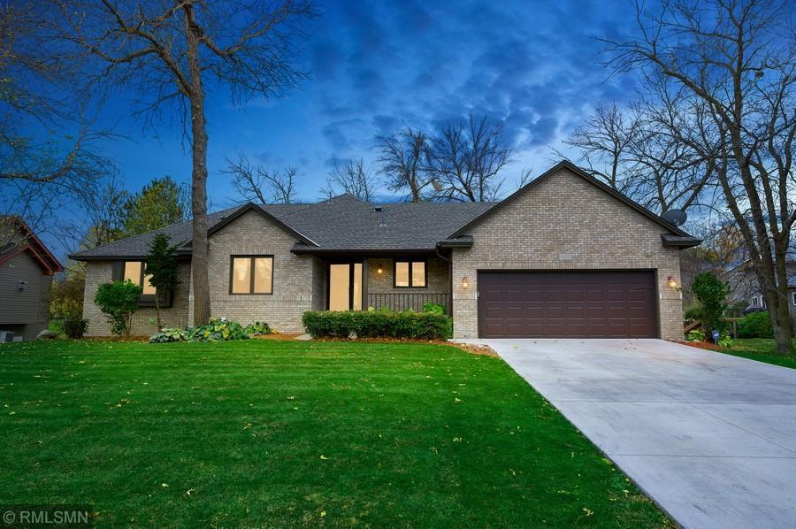 8997 Montegue Terrace Property Photo - Brooklyn Park, MN real estate listing