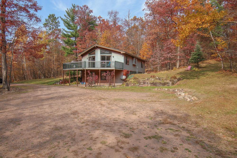 9330 N Ski Hill Road Property Photo - Bass Lake Twp, WI real estate listing