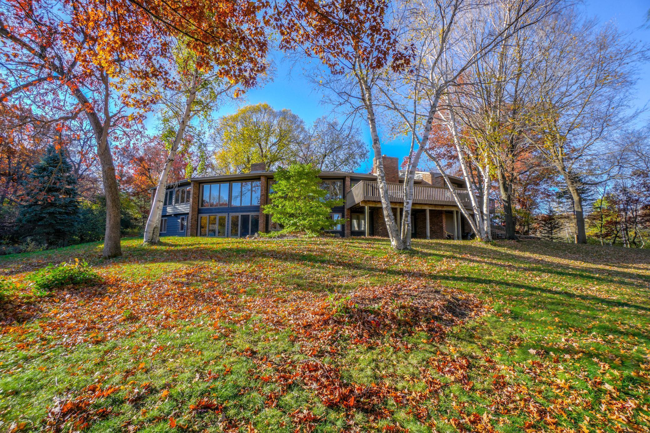 88 E Pleasant Lake Road Property Photo - North Oaks, MN real estate listing