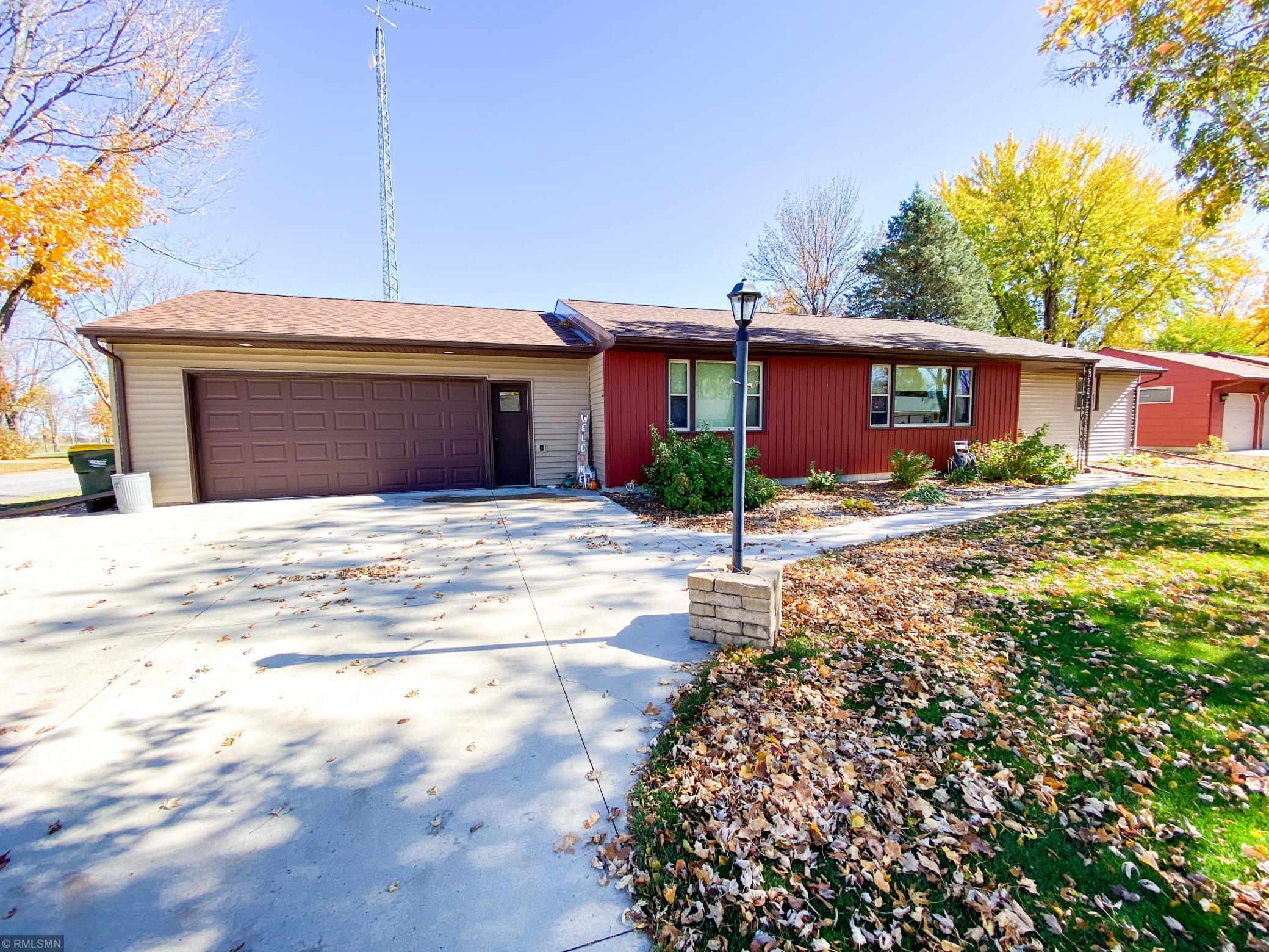 900 2nd Street SE Property Photo - Fairfax, MN real estate listing