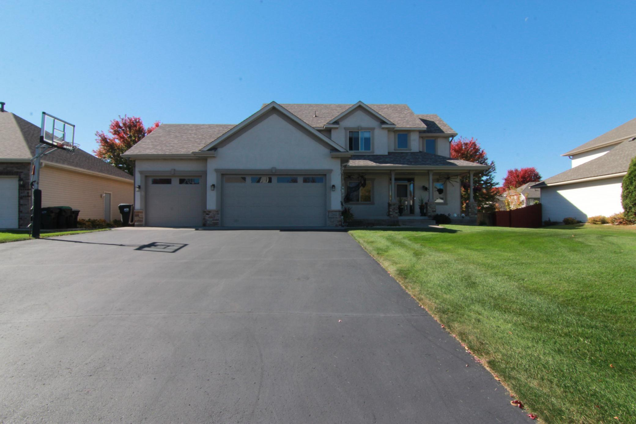 12662 Avocet Street NW Property Photo - Coon Rapids, MN real estate listing