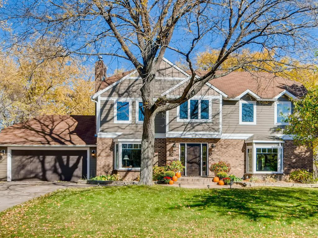 1618 Chatham Avenue Property Photo - Arden Hills, MN real estate listing