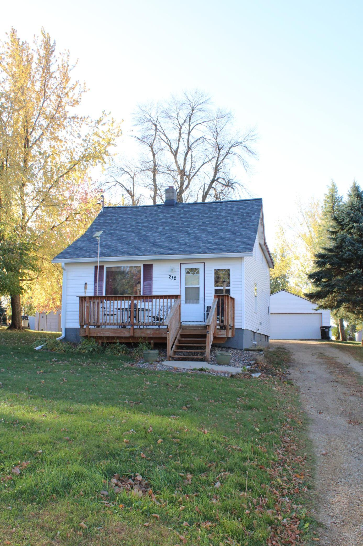 212 Main Street E Property Photo - Clarks Grove, MN real estate listing