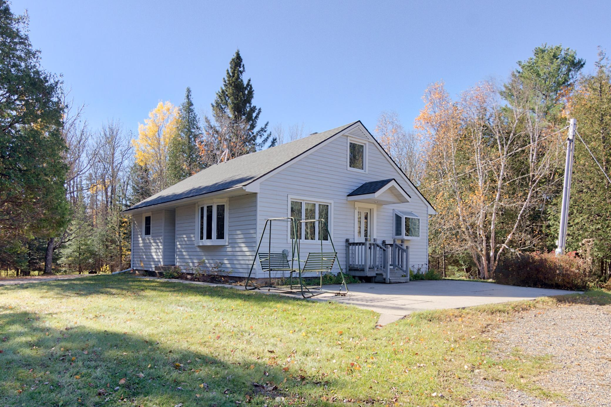 2324 Vermilion Trail Property Photo - Makinen, MN real estate listing