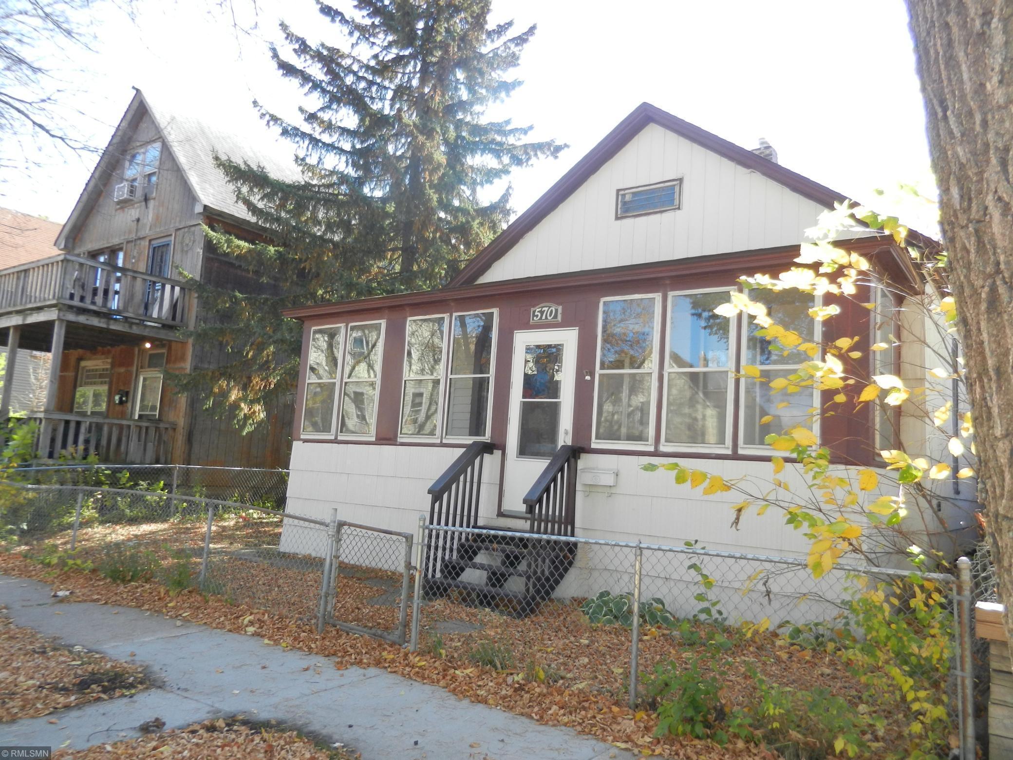 570 Van Buren Avenue Property Photo - Saint Paul, MN real estate listing