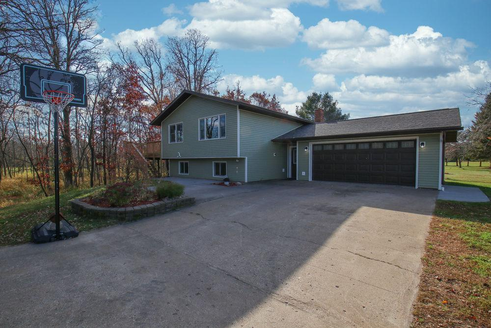 1861 12 3/4 Avenue Property Photo - Stanley Twp, WI real estate listing