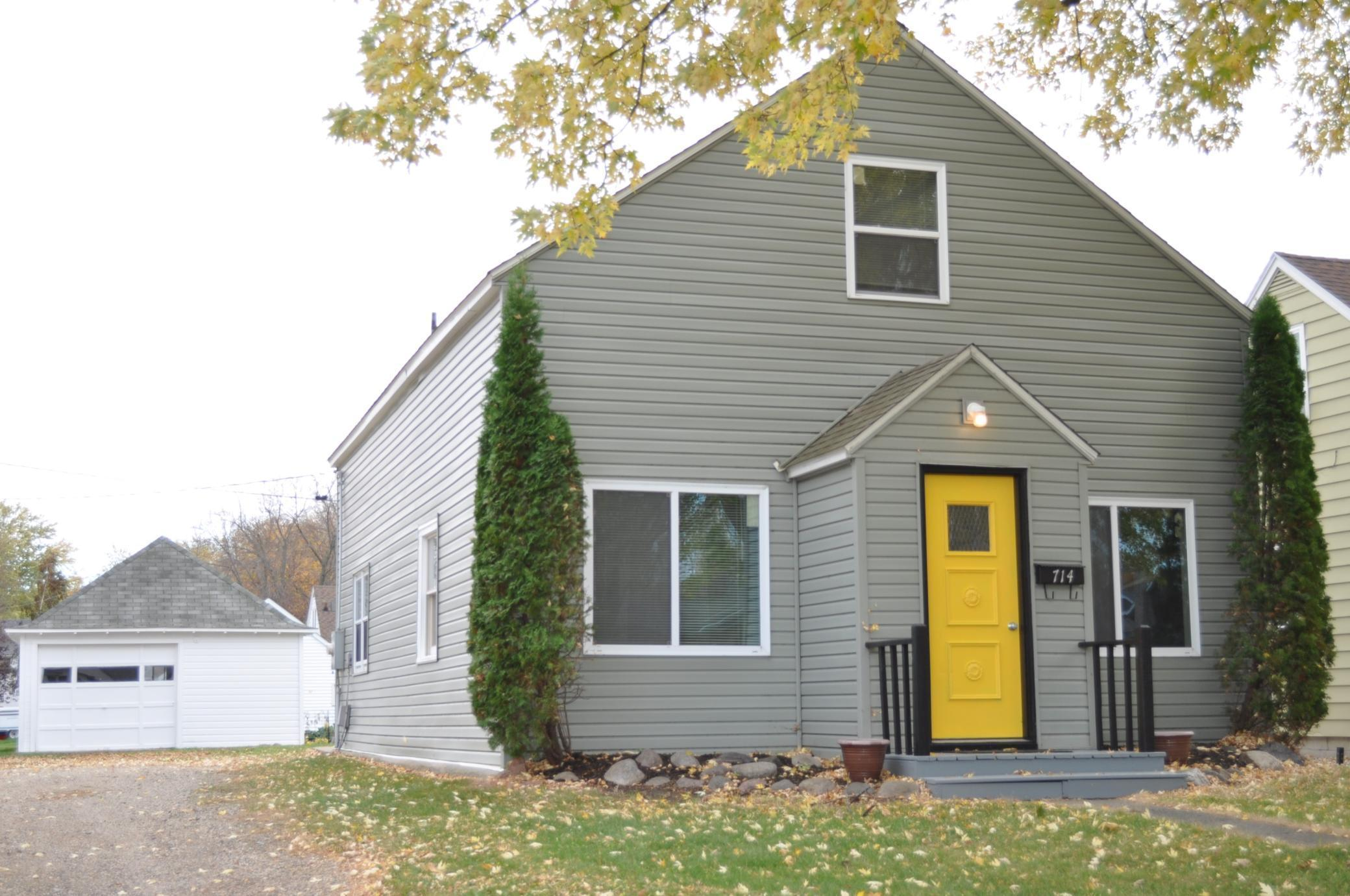 714 Division Street N Property Photo - Clara City, MN real estate listing